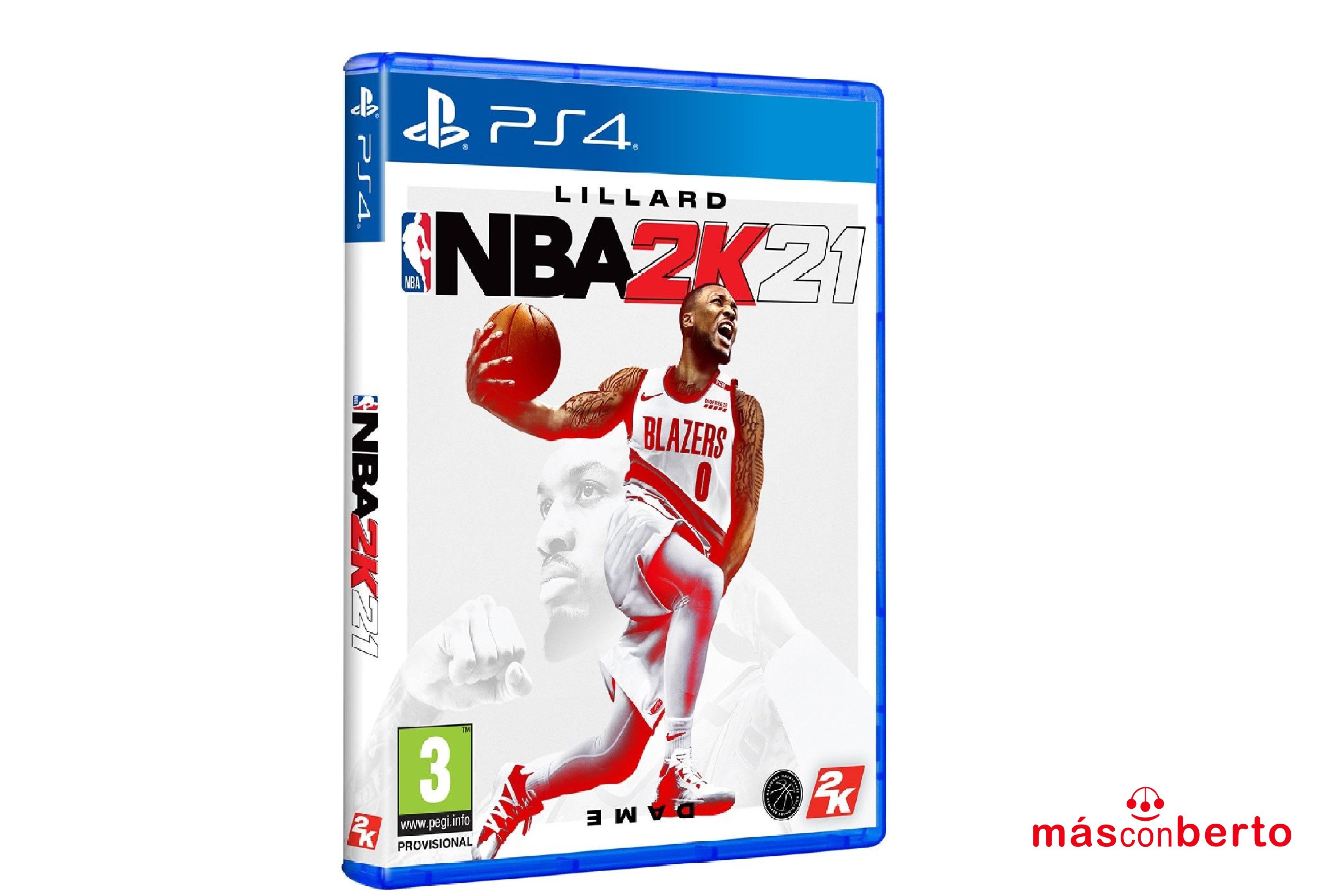 Juego para consola PS4...
