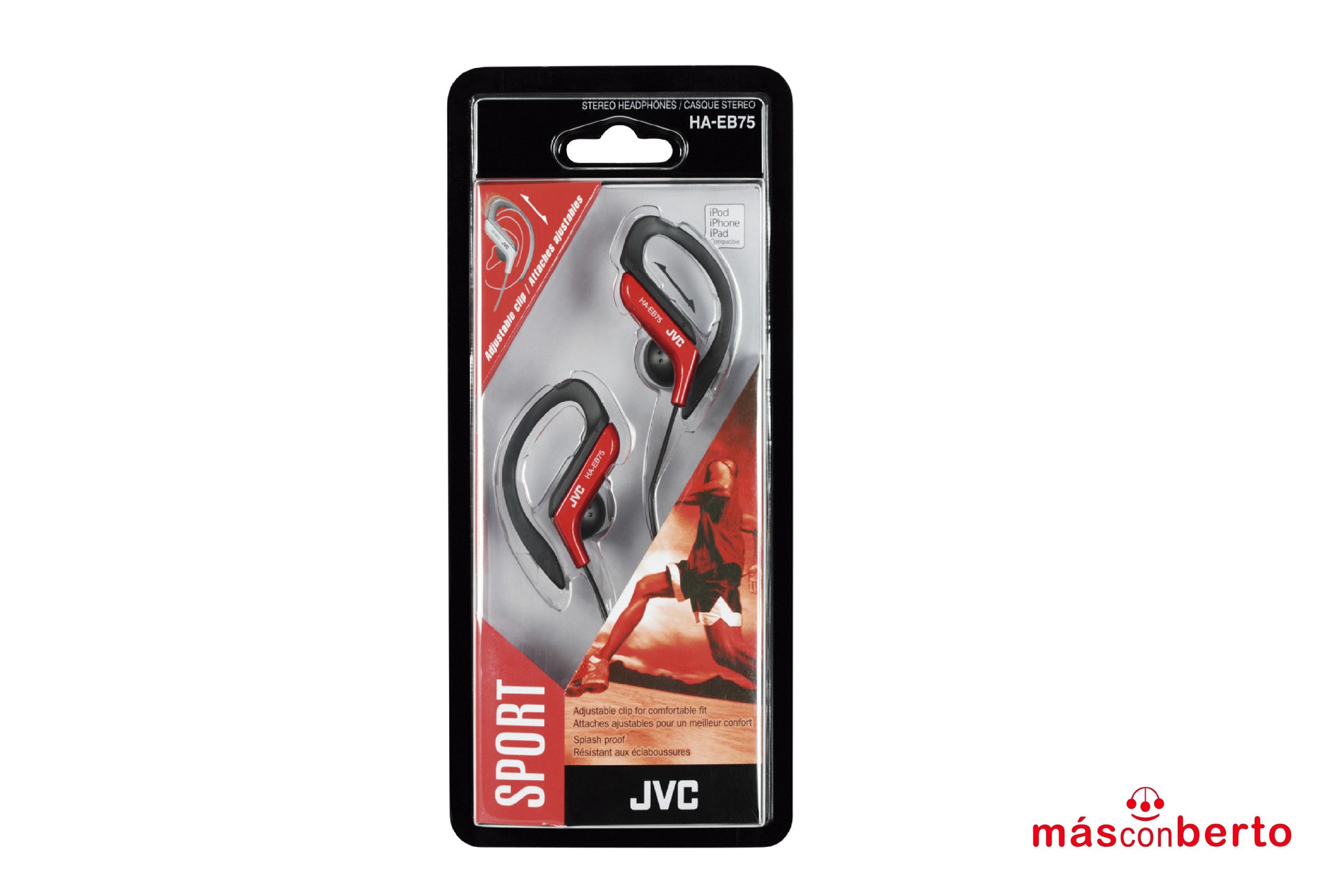 Auriculares JVC Sport...