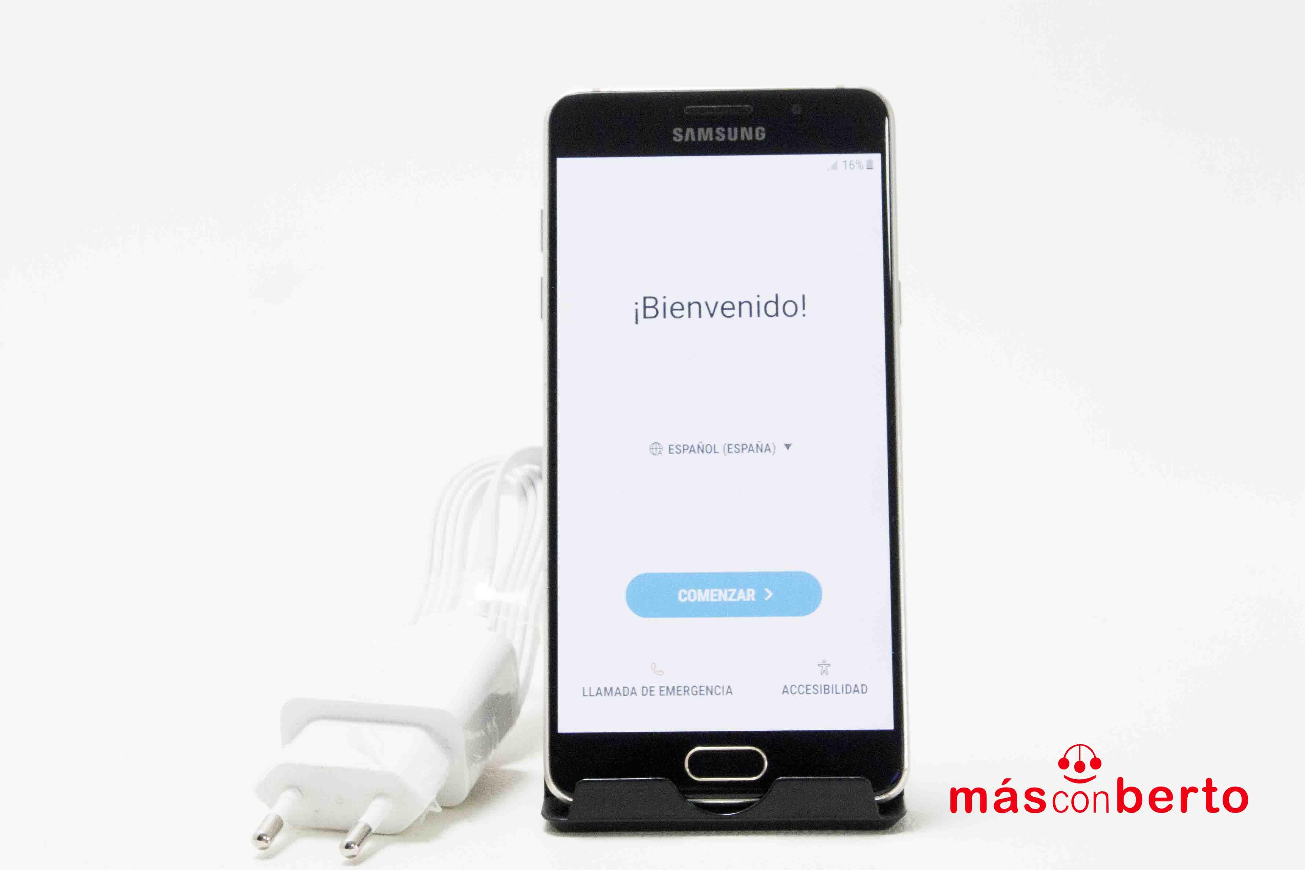 Móvil Samsung Galaxy A5...