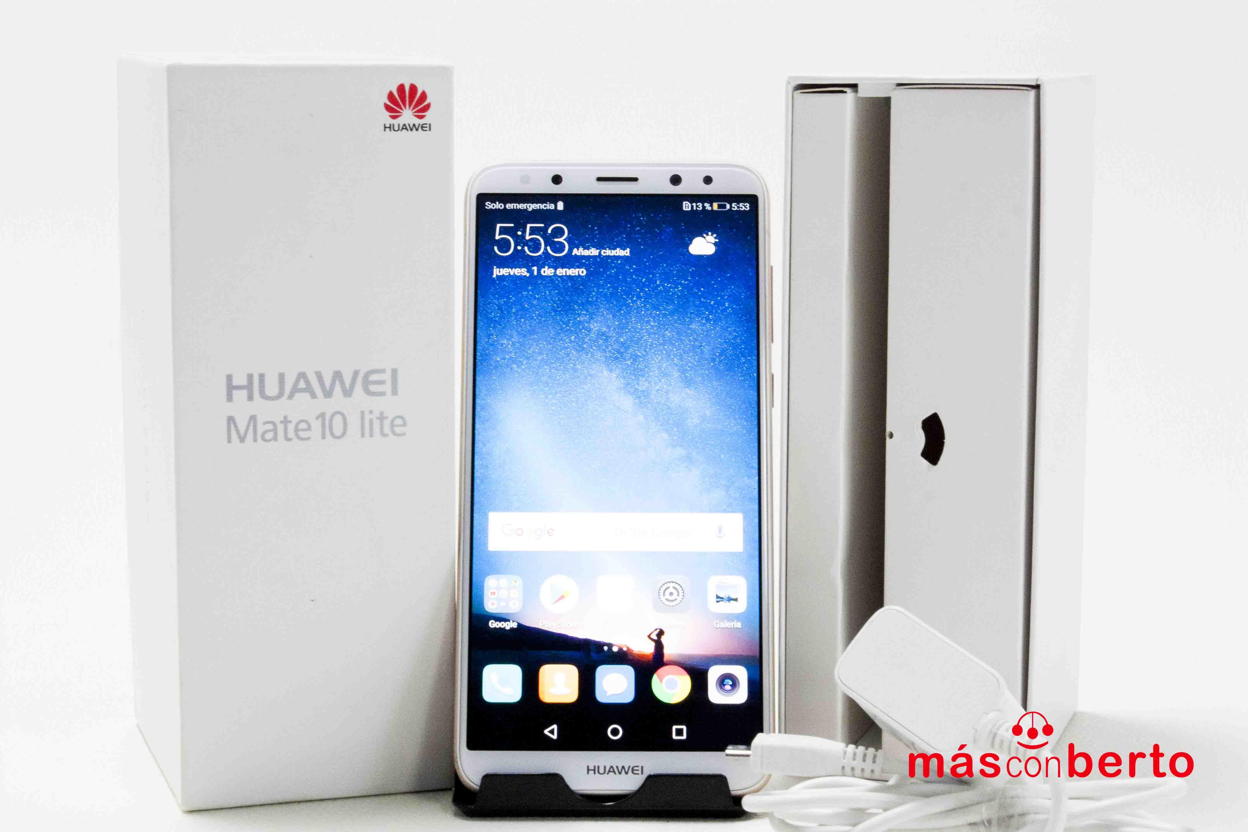 Móvil Huawei Mate 10 Lite 64Gb