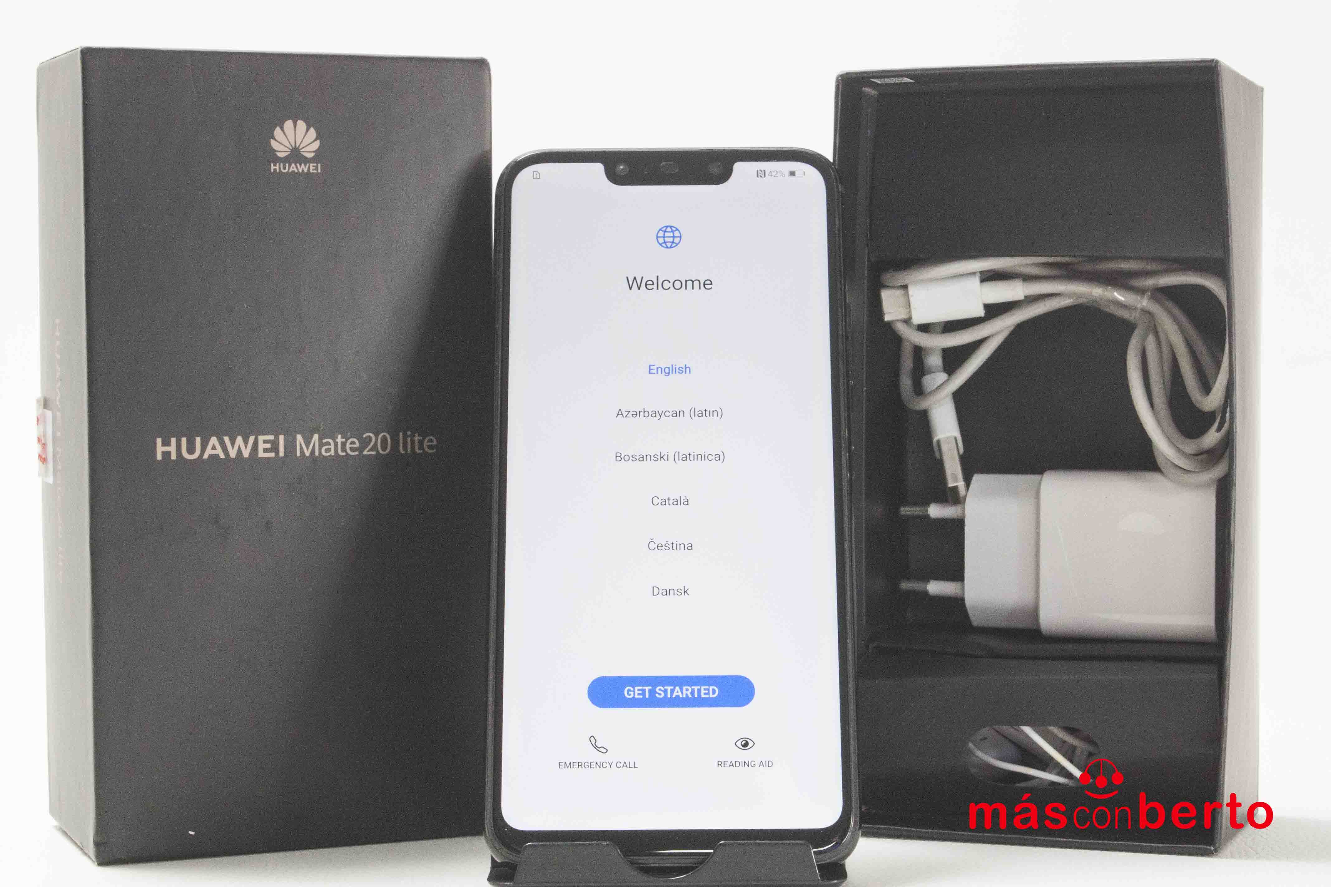 Móvil Huawei Mate 20 lite 64Gb