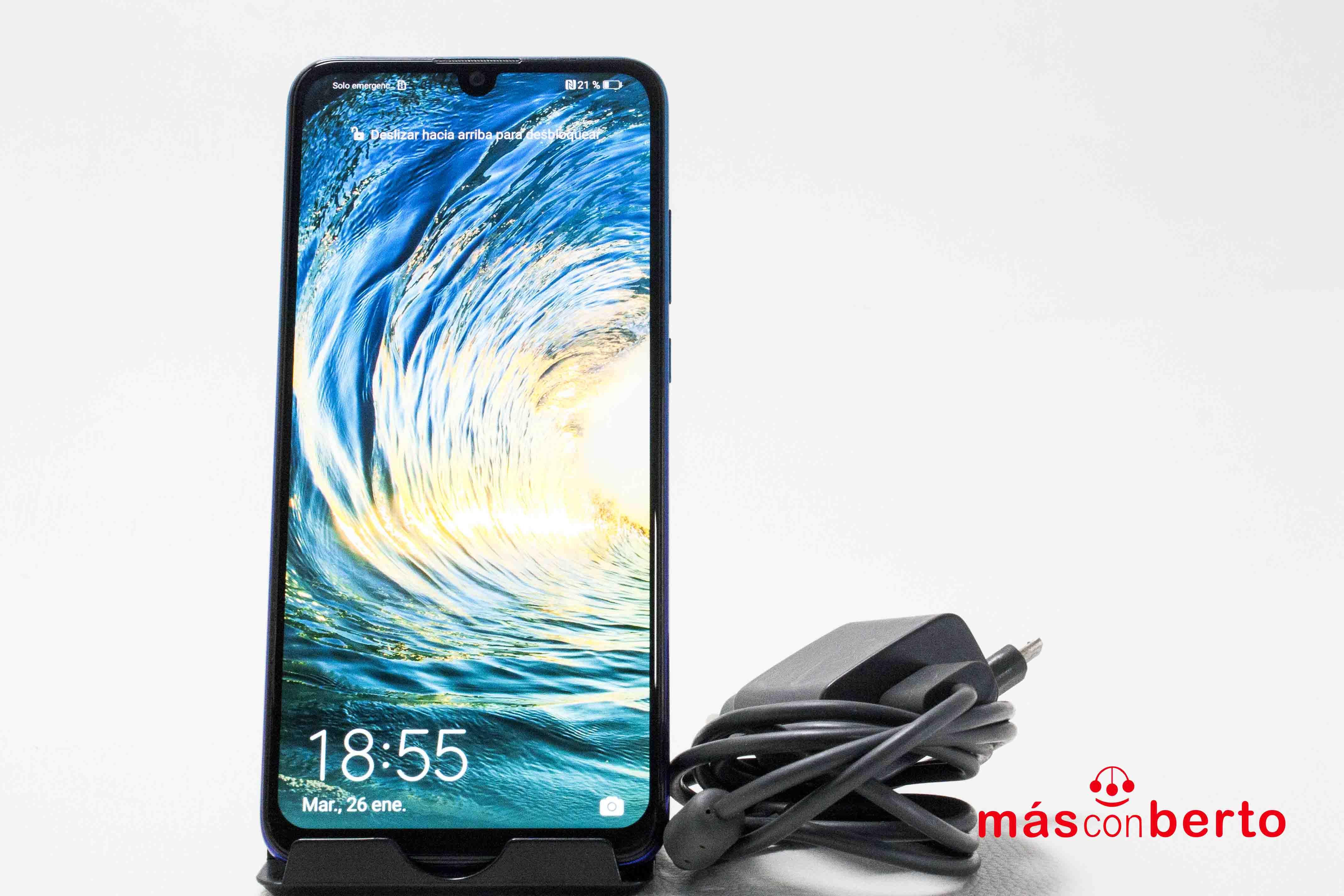 Móvil Huawei PSmart 2019 64Gb