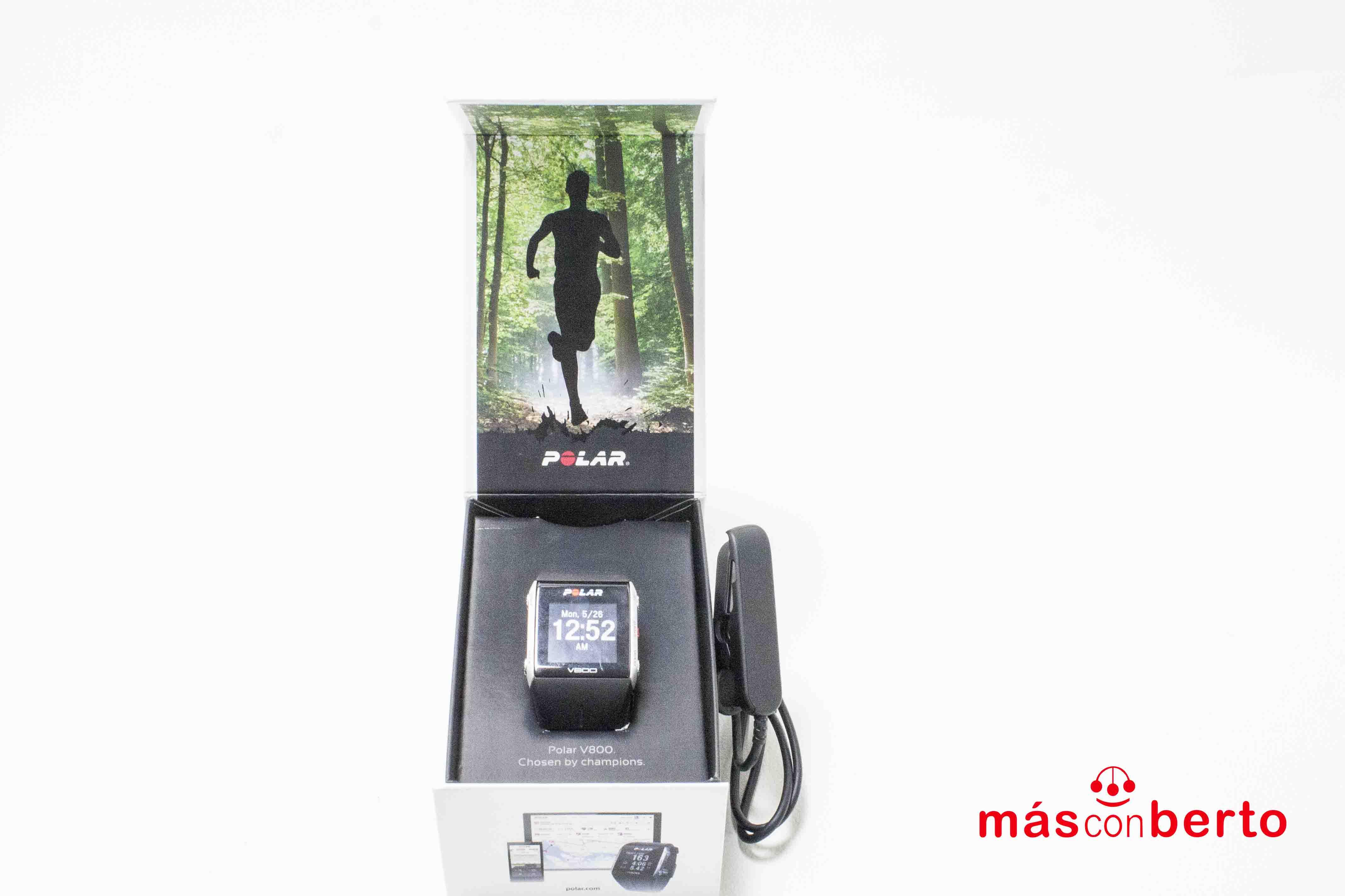 Smartwatch Polar V800