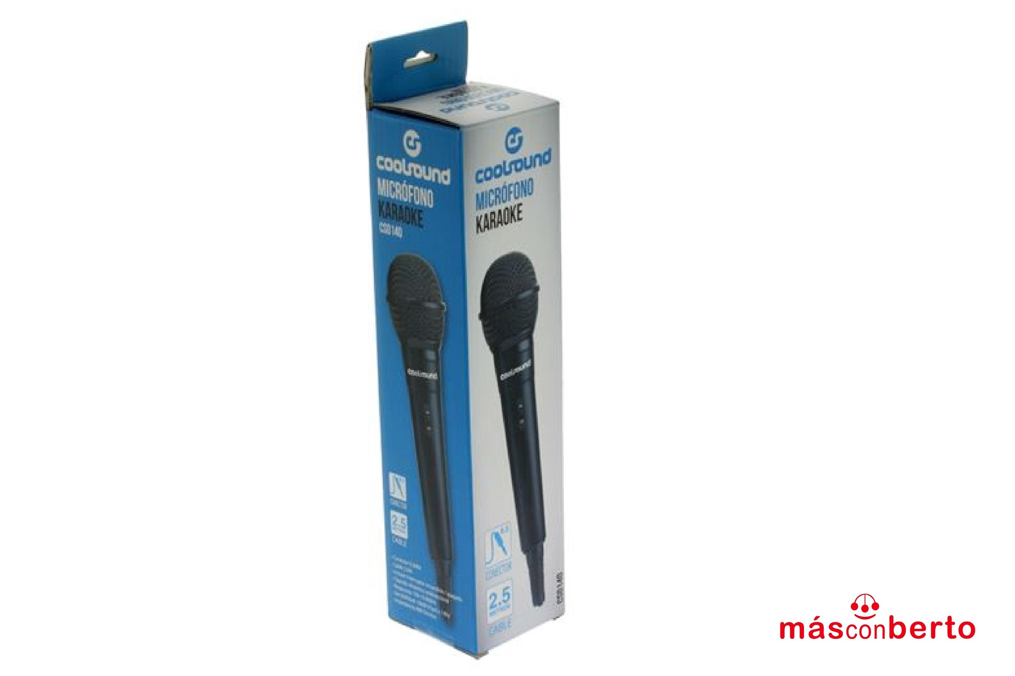 Micrófono Karaoke 6.5MM 5...