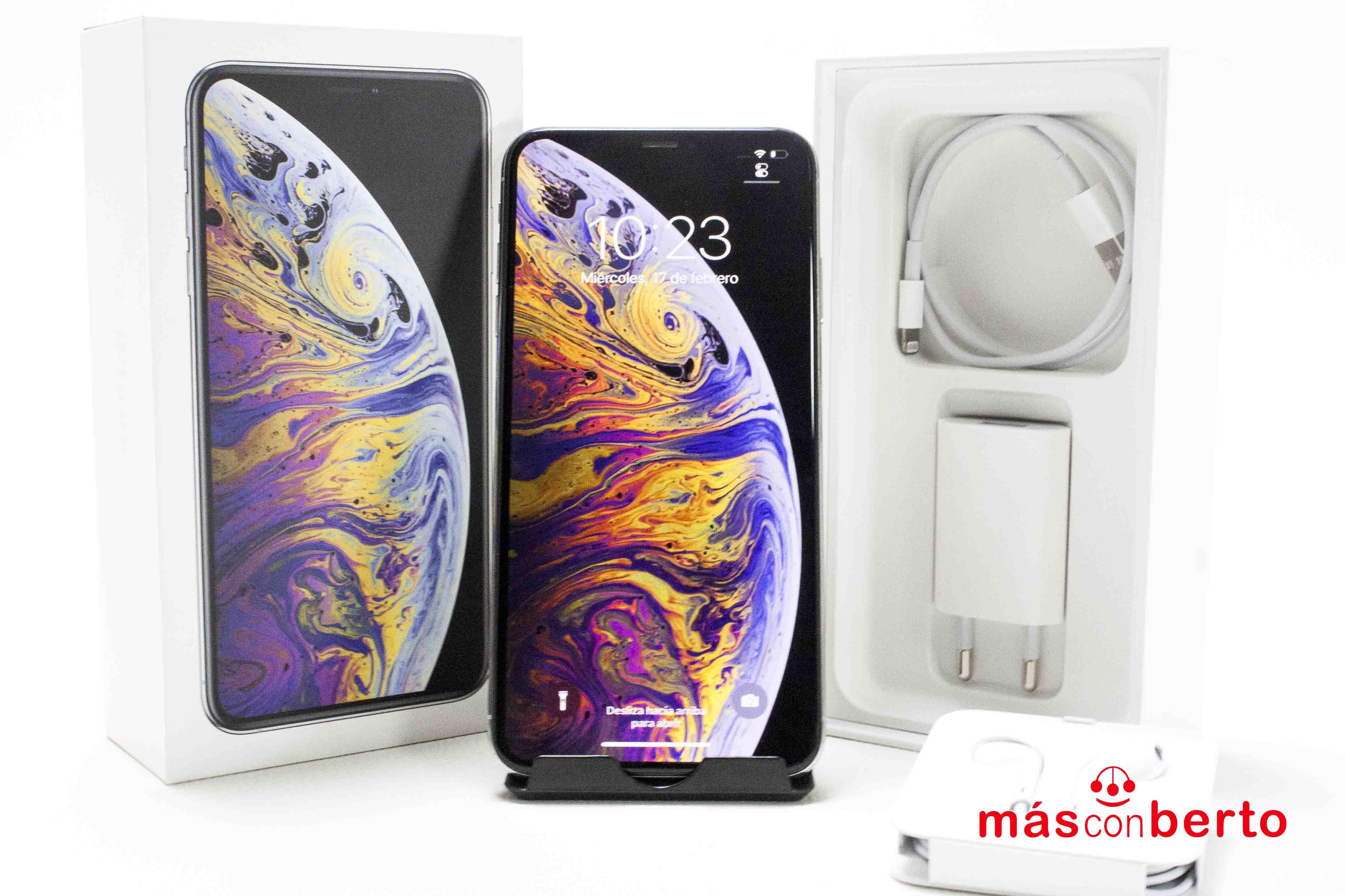 Móvil Apple iPhone XS Max...
