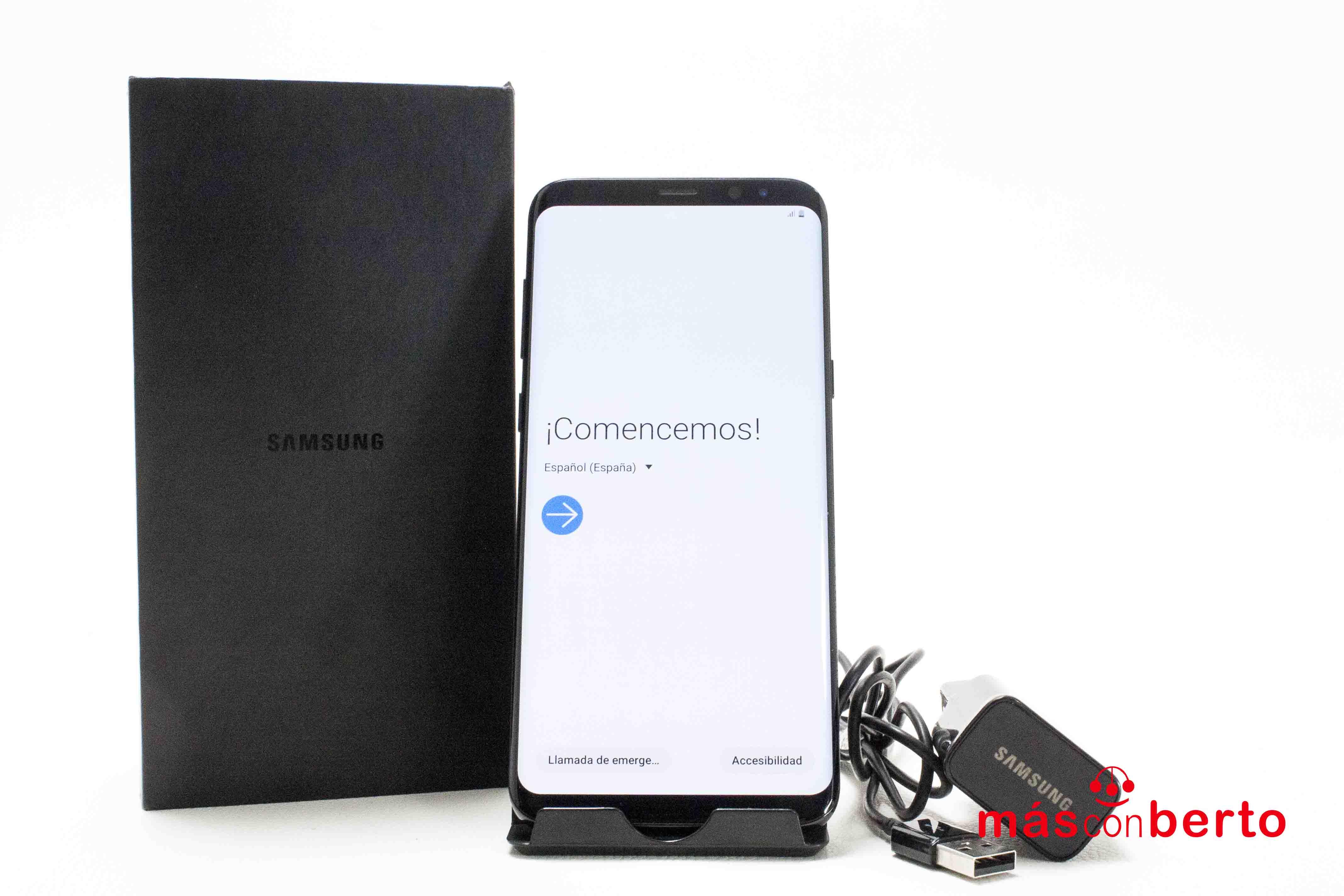 Móvil Samsung S8+ 64GB Gris