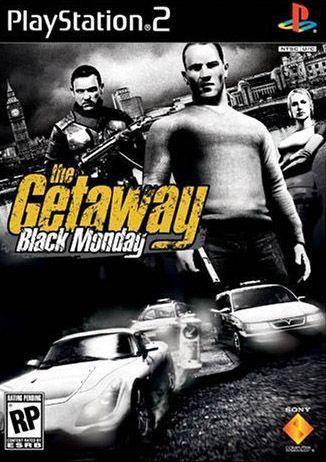 Juego PS2 The getaway Black...