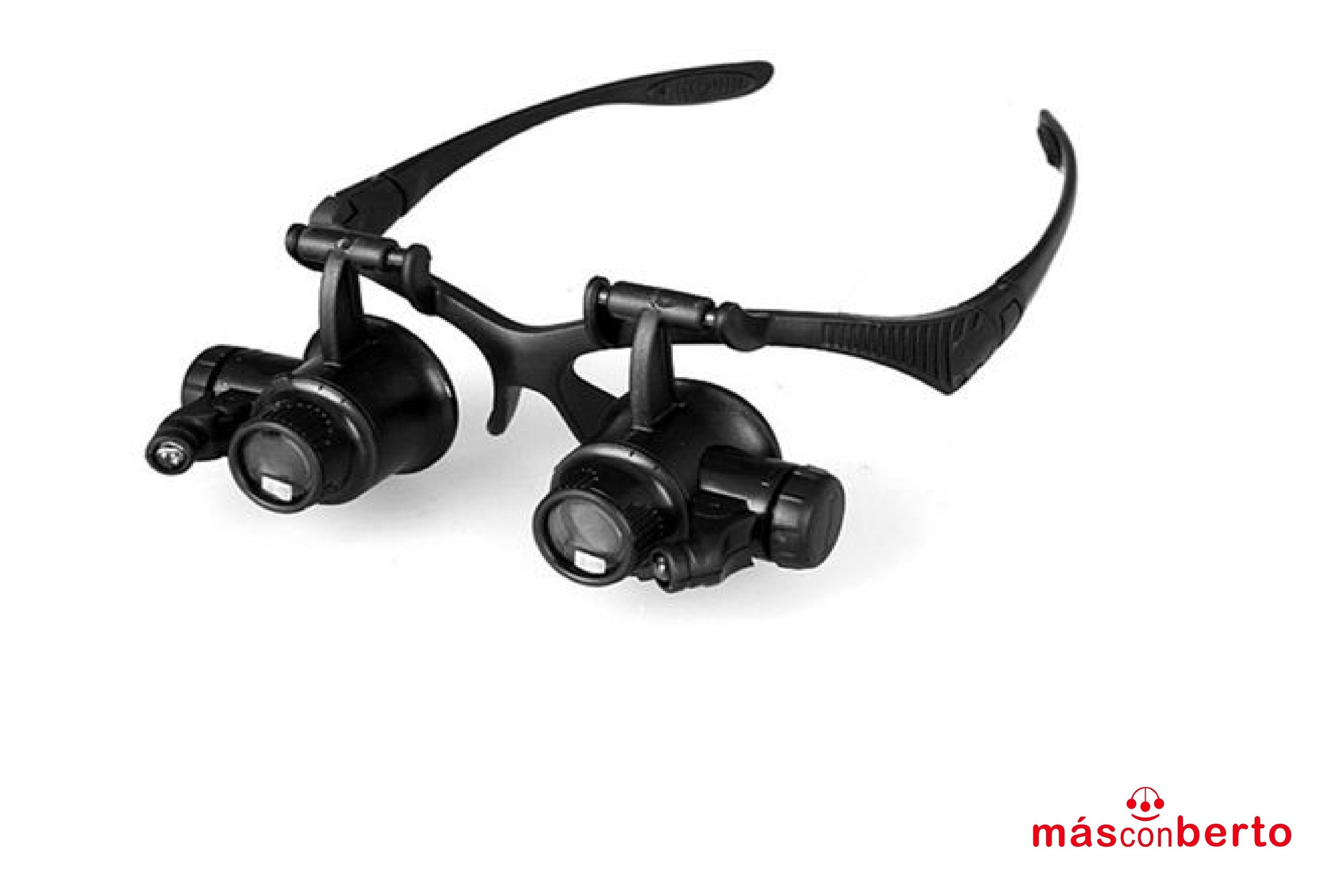 Gafas microscopio Lupa CR0961