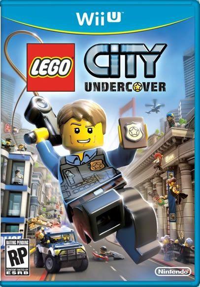 Juego WII U Lego City...