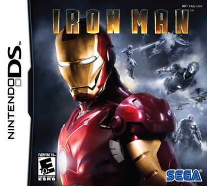 Juego DS Ironman