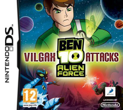 Juego DS BEN 10 alien force...
