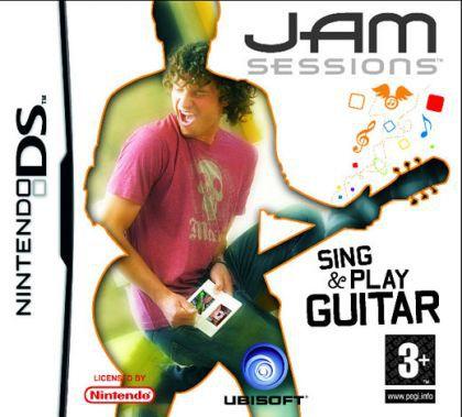 Juego DS Jam Sessions Tu...