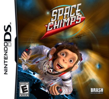 Juego DS Space Chimps...