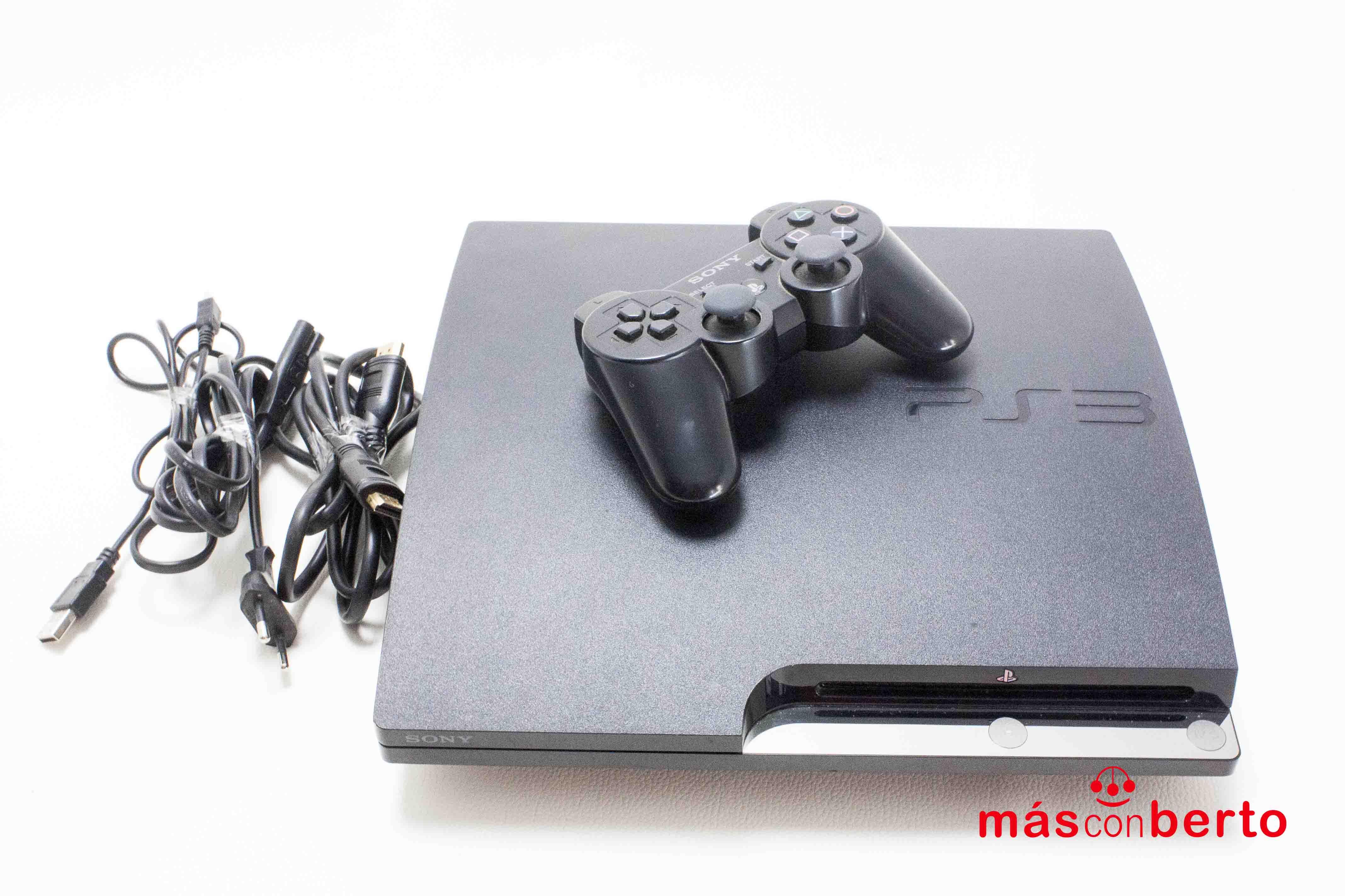 Consola Sony PS3 320Gb...