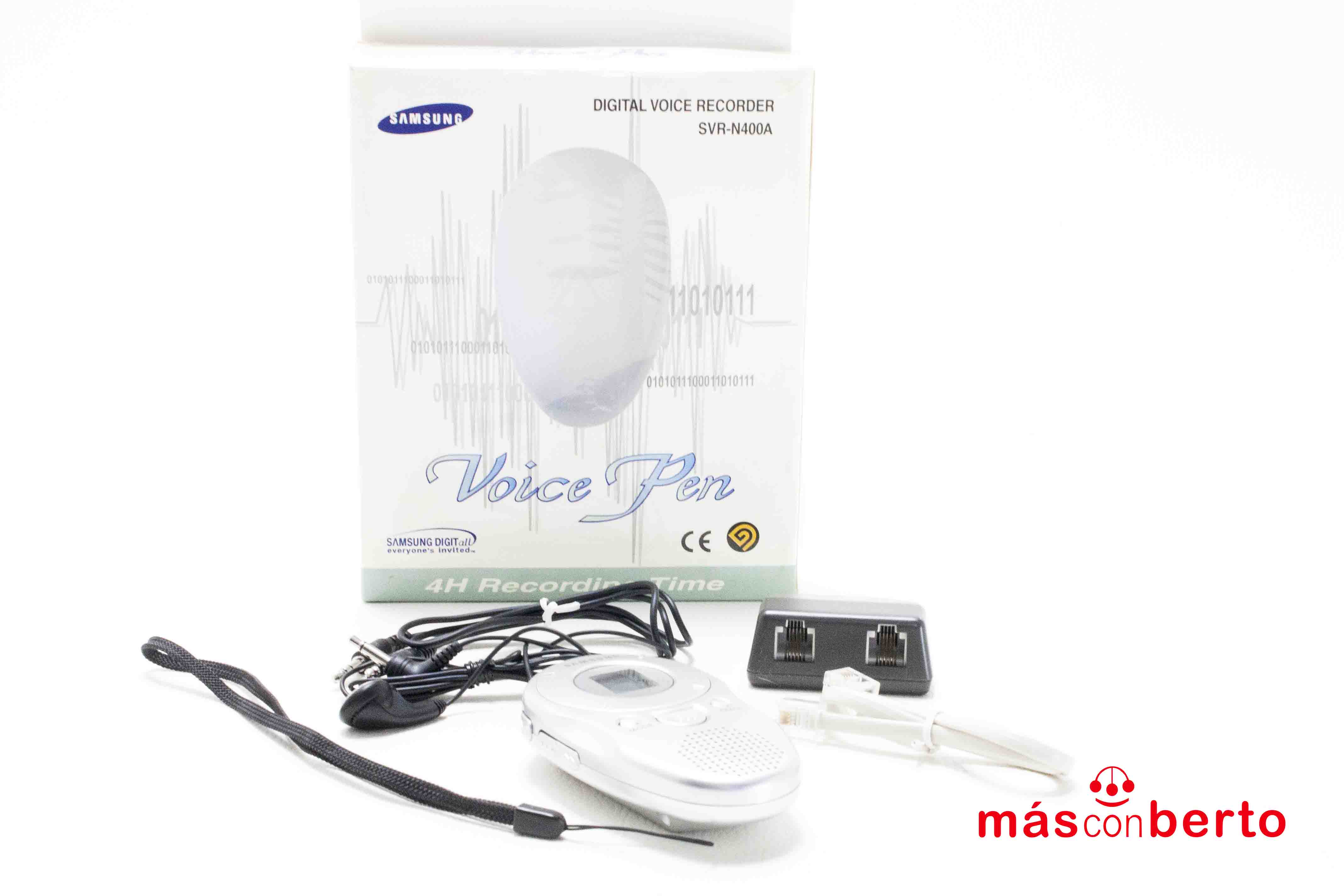 Grabadora Samsung SVR-N400A