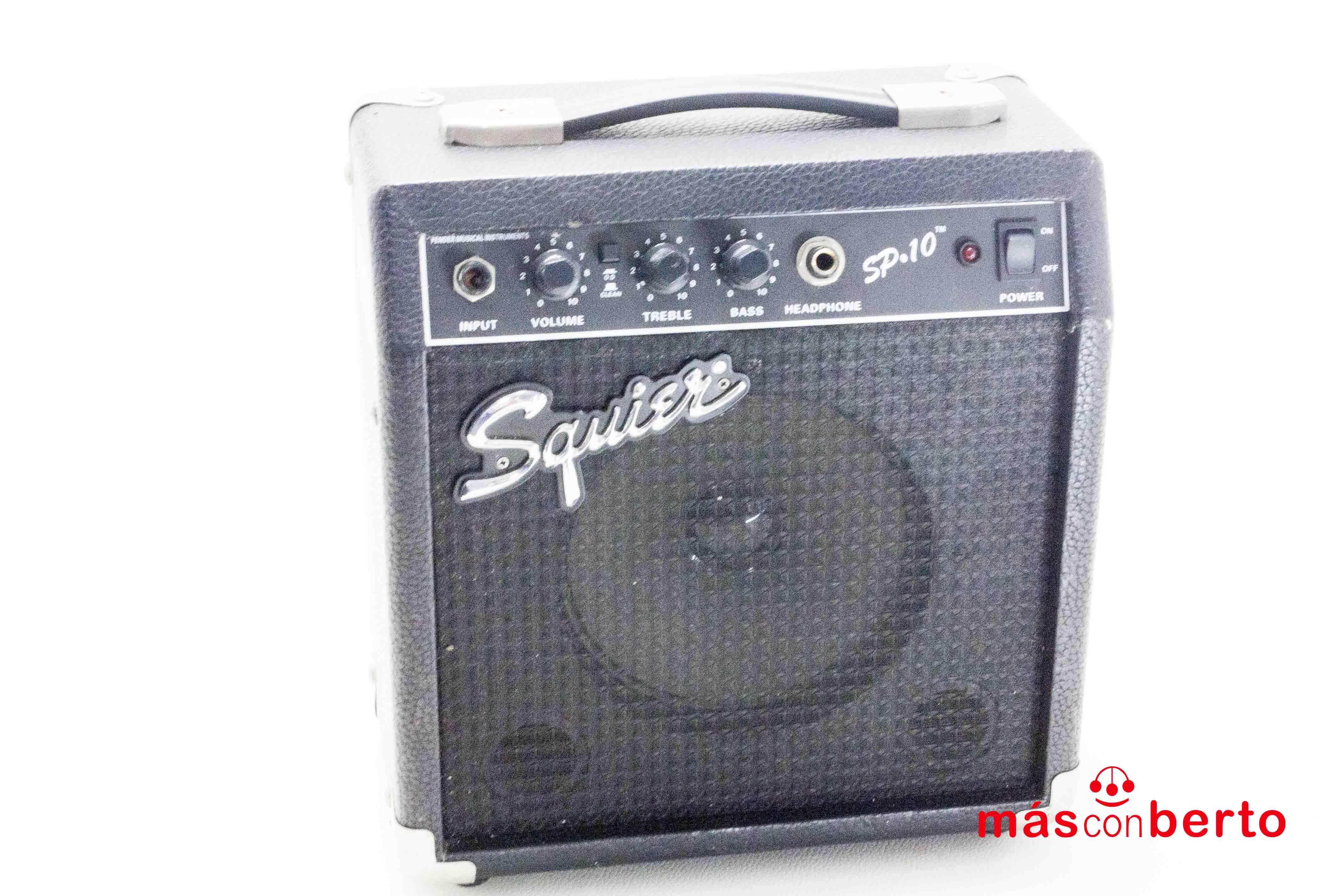 Amplificador Fender SP-10