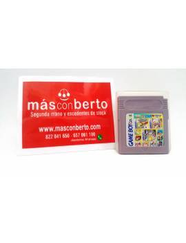 Juego GameBoy Color 25 en 1