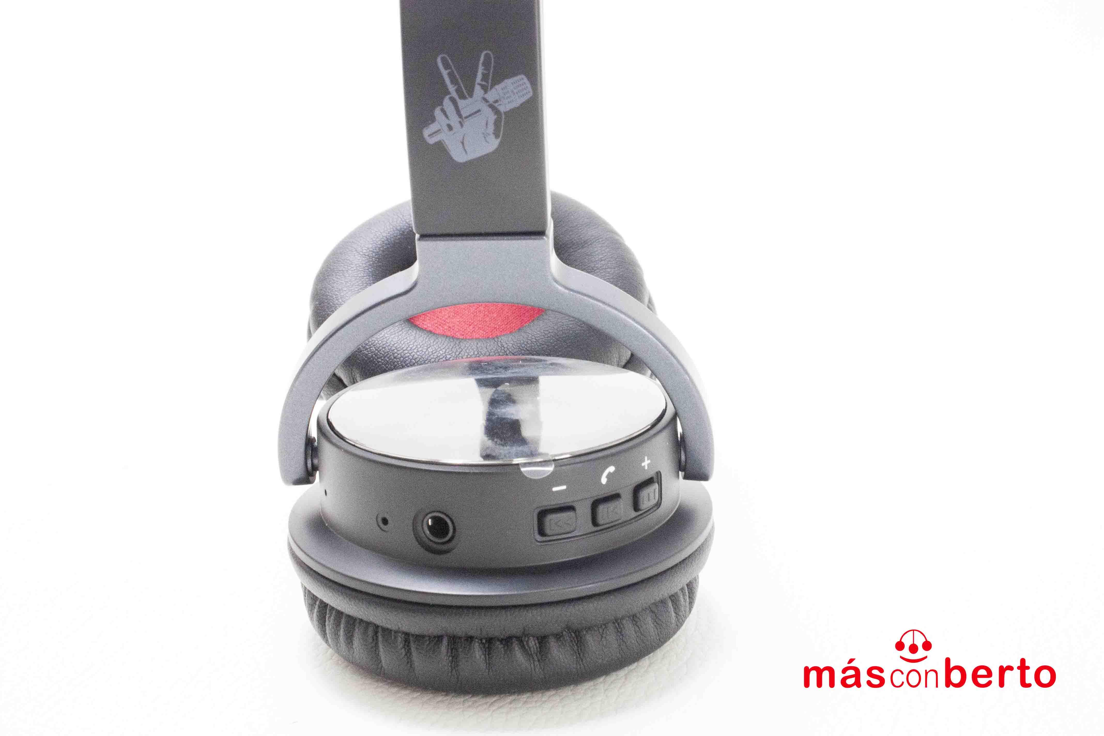 Auricular Maxam EJ-0301M