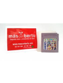 Juego GameBoy Color 26 en 1