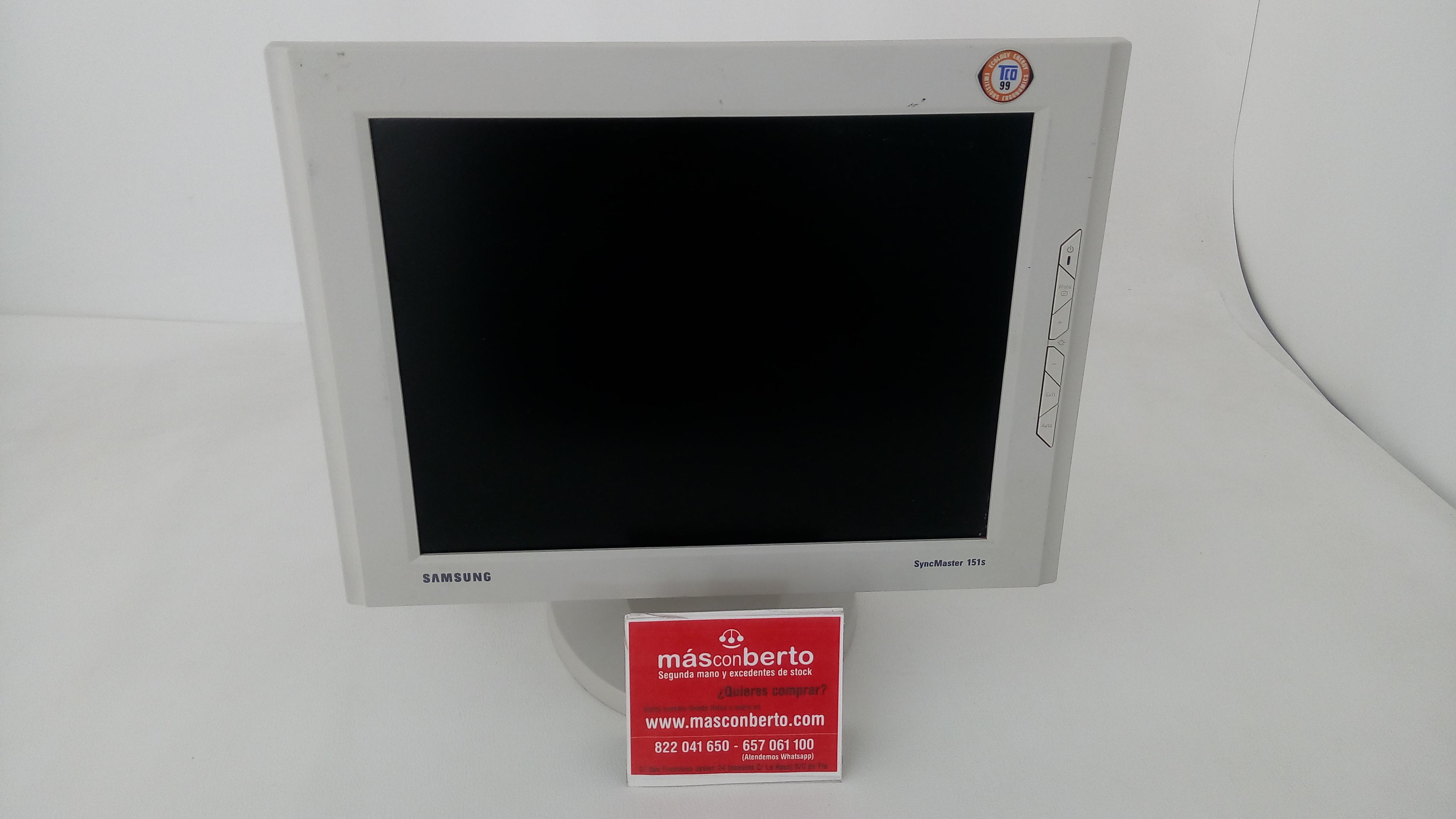 Monitor Samsung syncmaster...