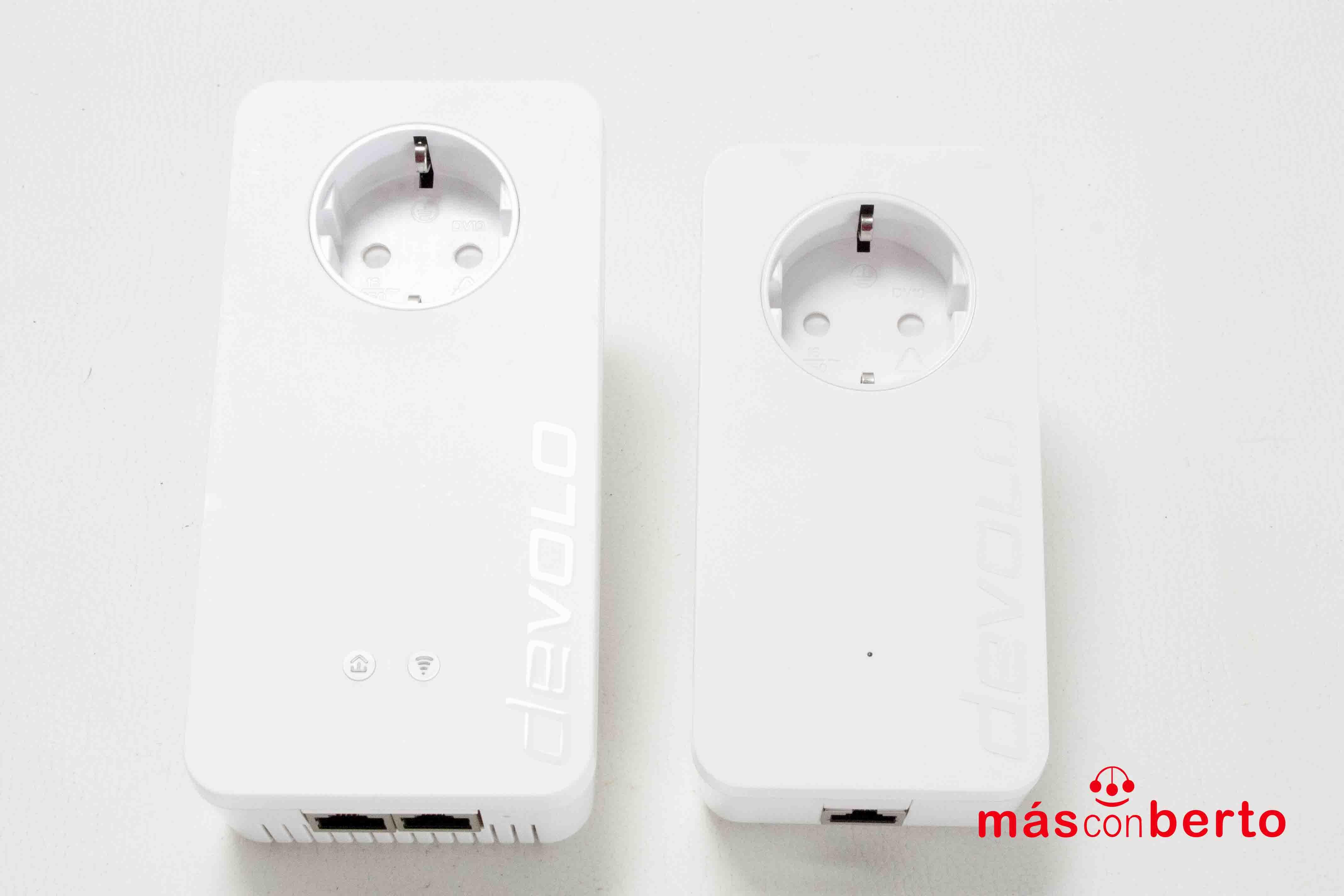 PLC Devolo dLan 1200 + WiFi AC