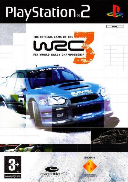 Juego Wii WRC 3