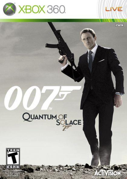 Juego XBOX360 007 Quantum...
