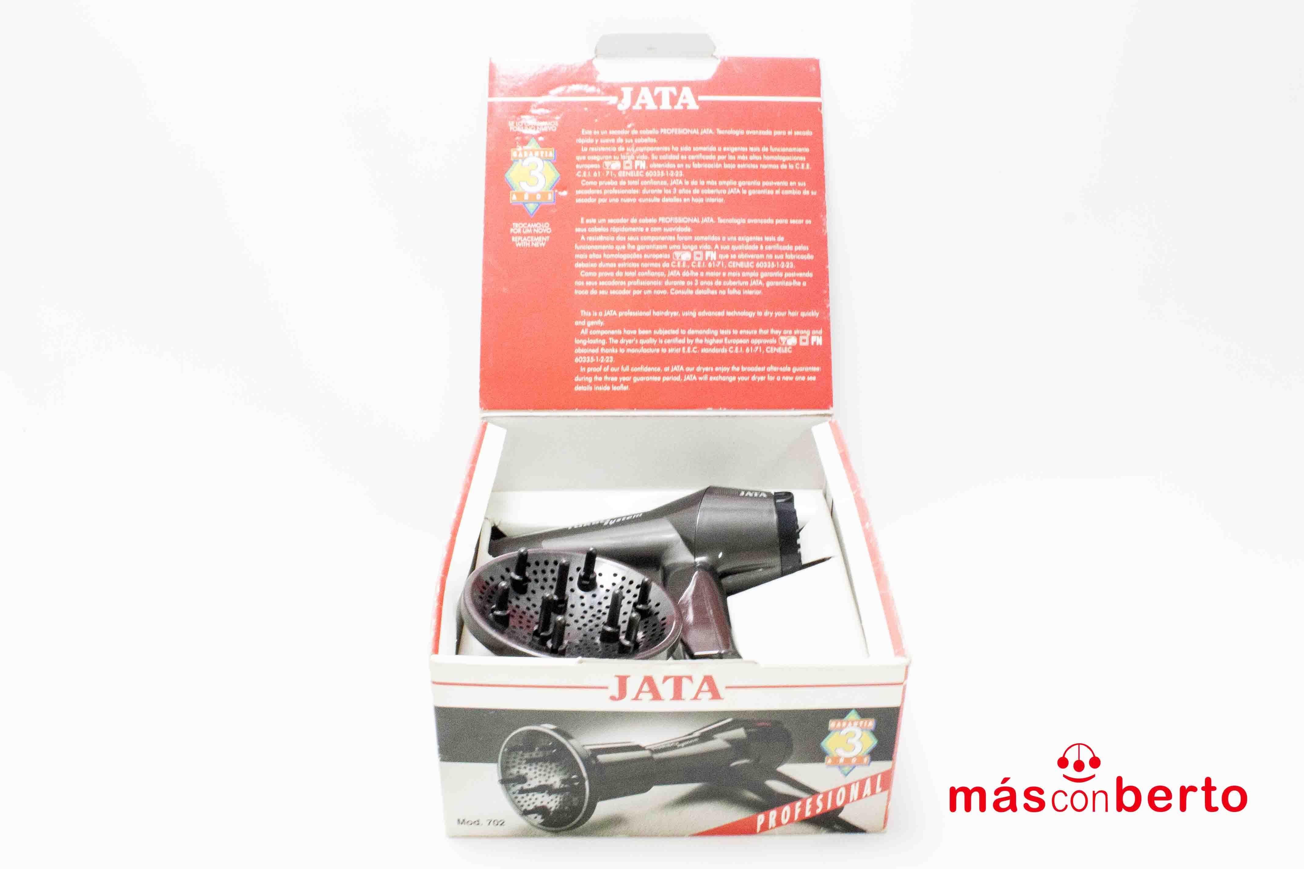Secador de pelo Jata 702