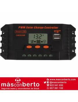 Cargador solar smart solar...