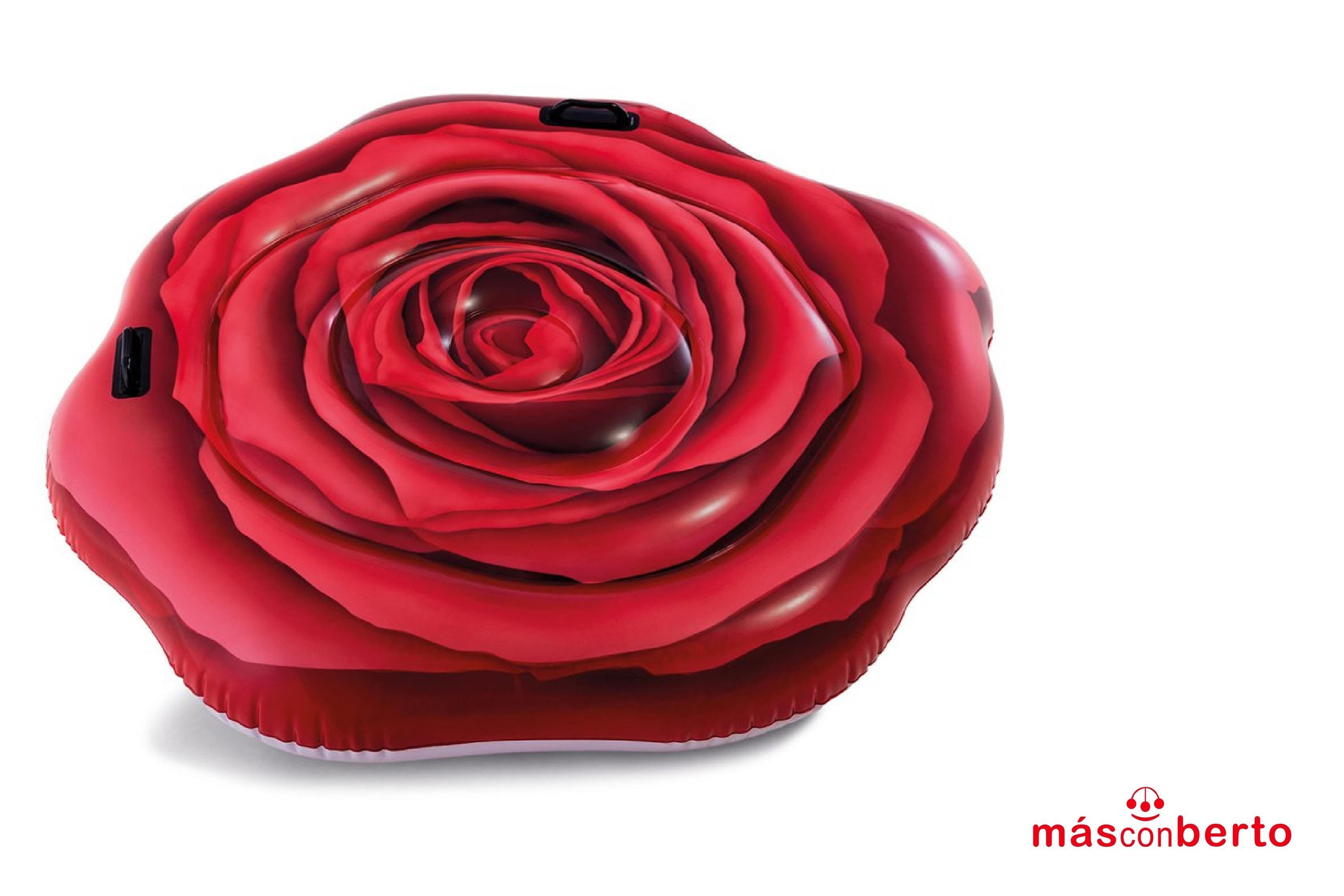 Flotador Rosa Roja Intex