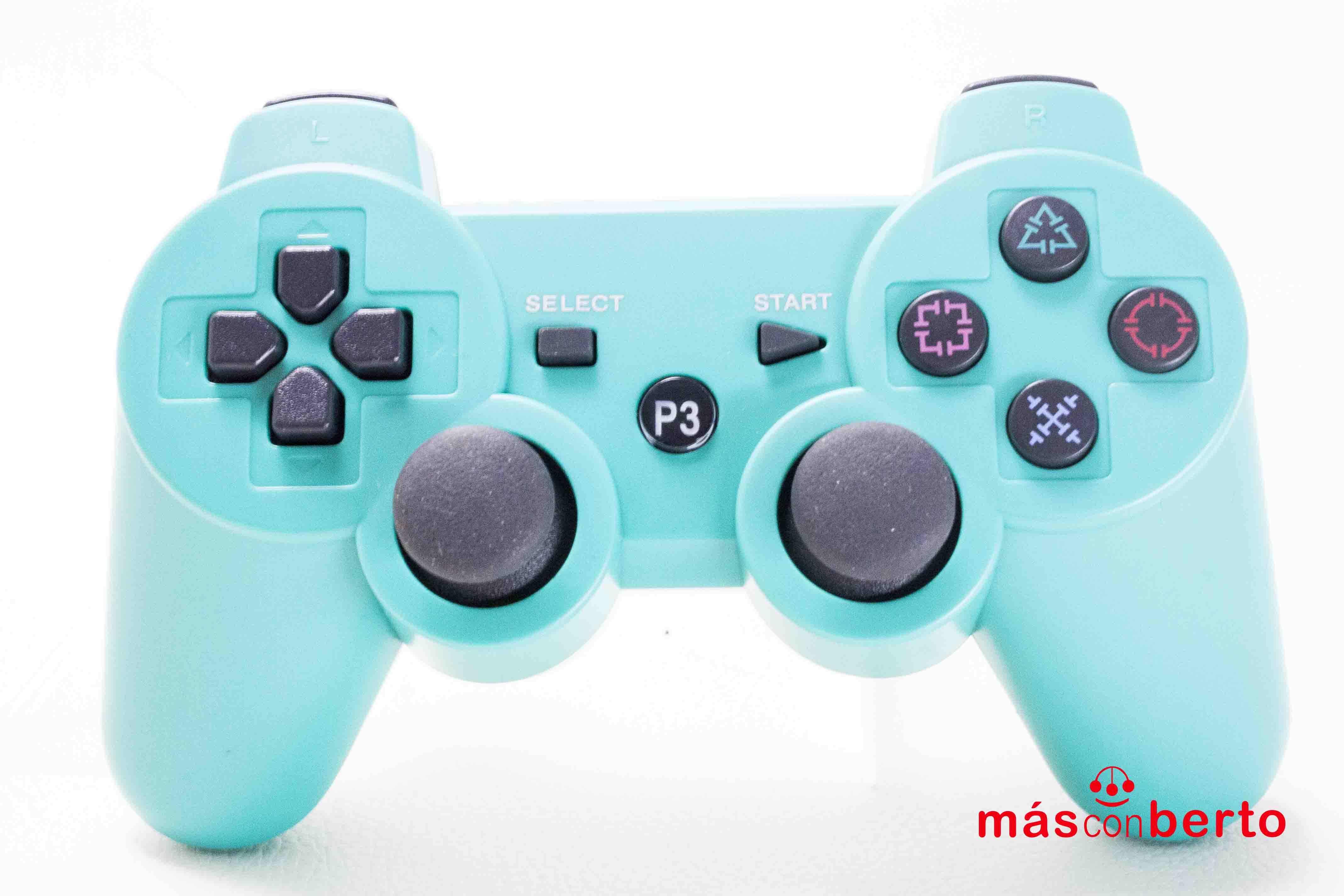 Mando PS3 compatible...