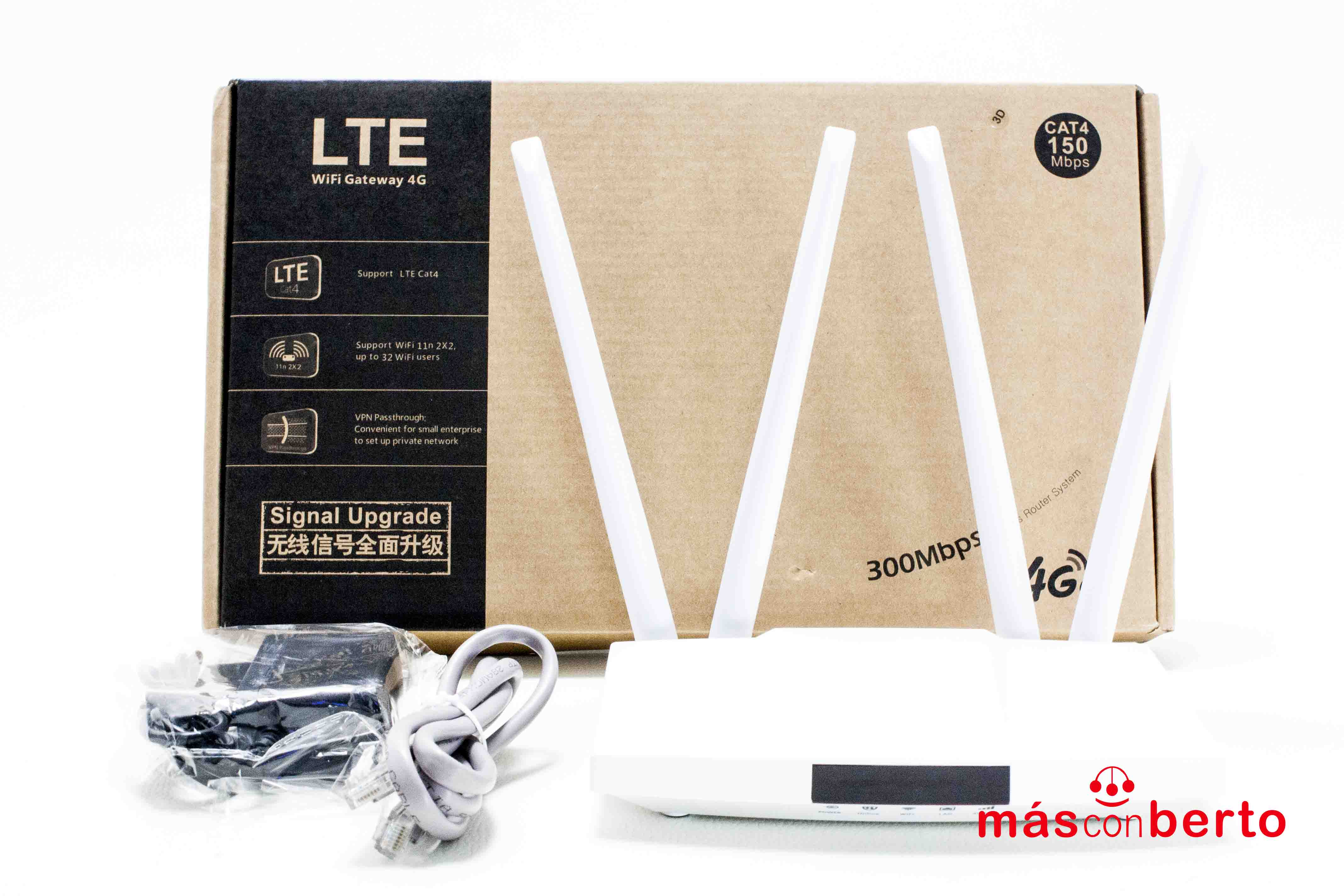 Router LTE LM321 4G