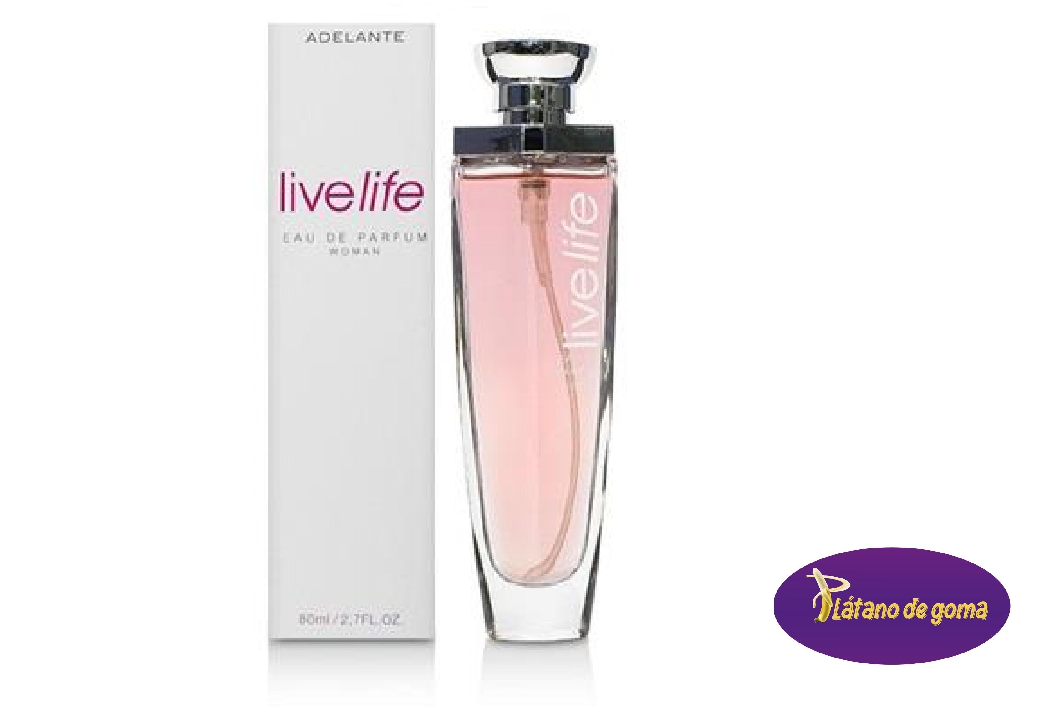 Perfume con feromonas Live...