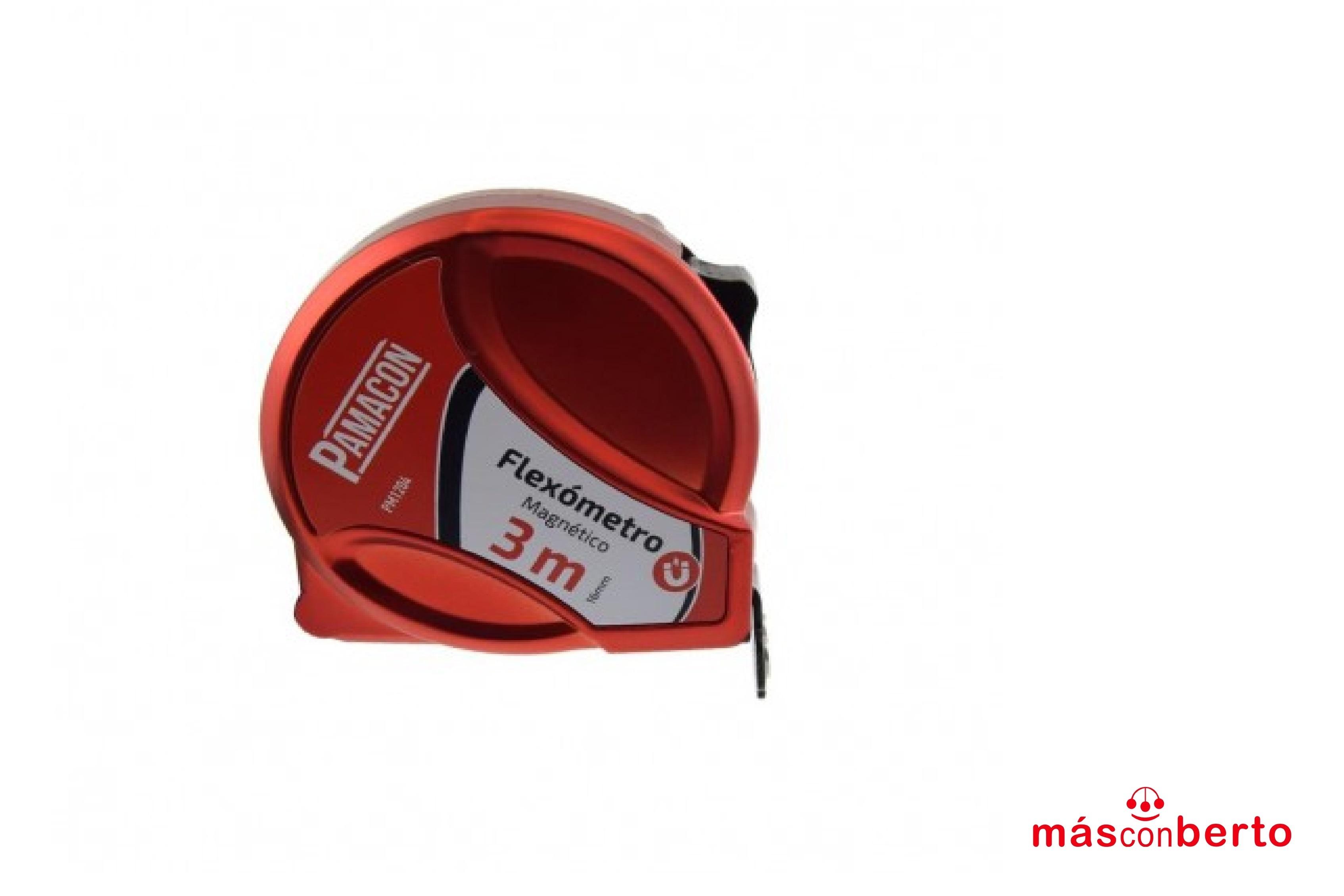 Flexómetro 3M Magnético PM1204