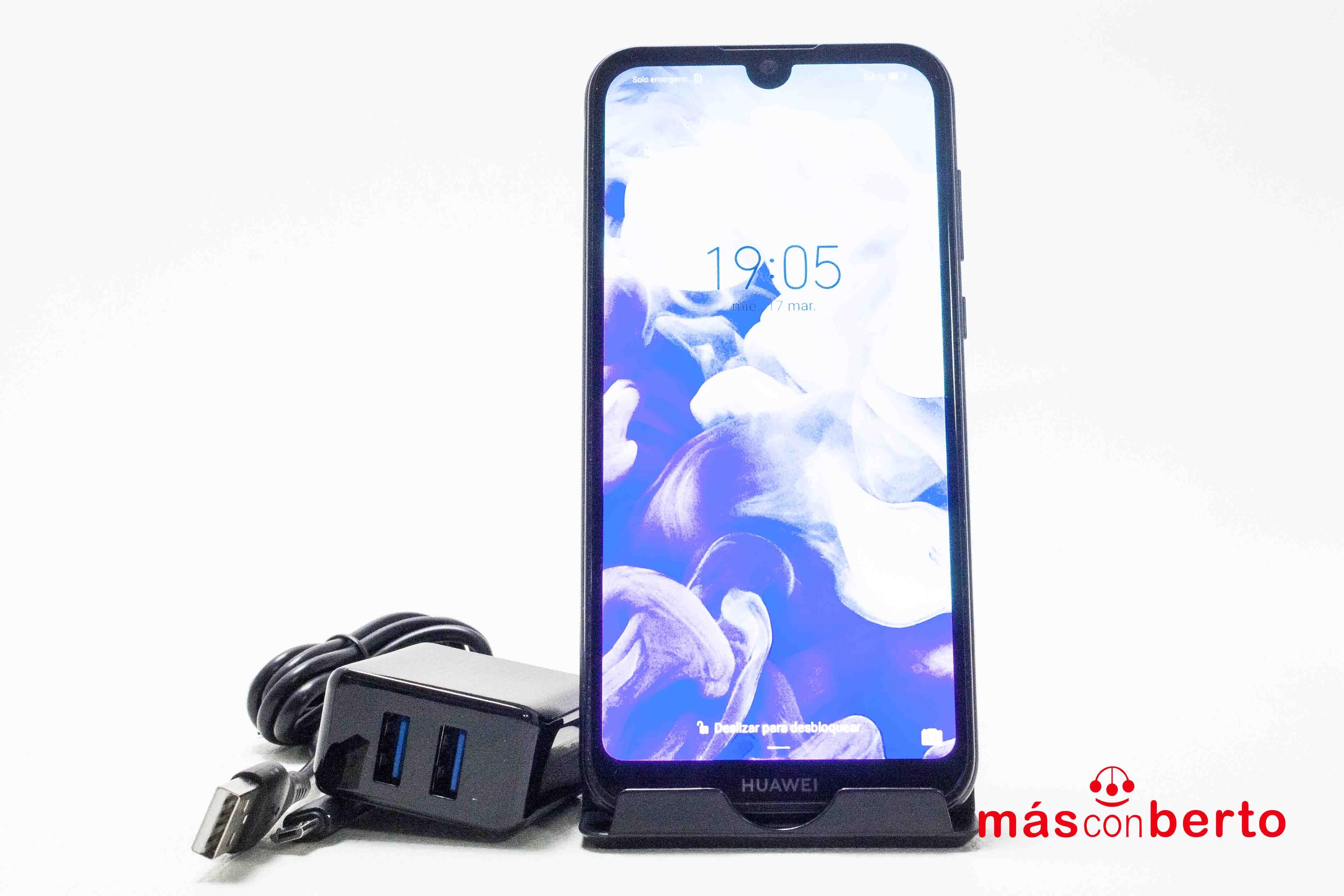 Móvil Huawei Y5 2019 16GB...