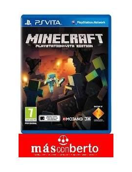 Juego PS Vita Minecraft