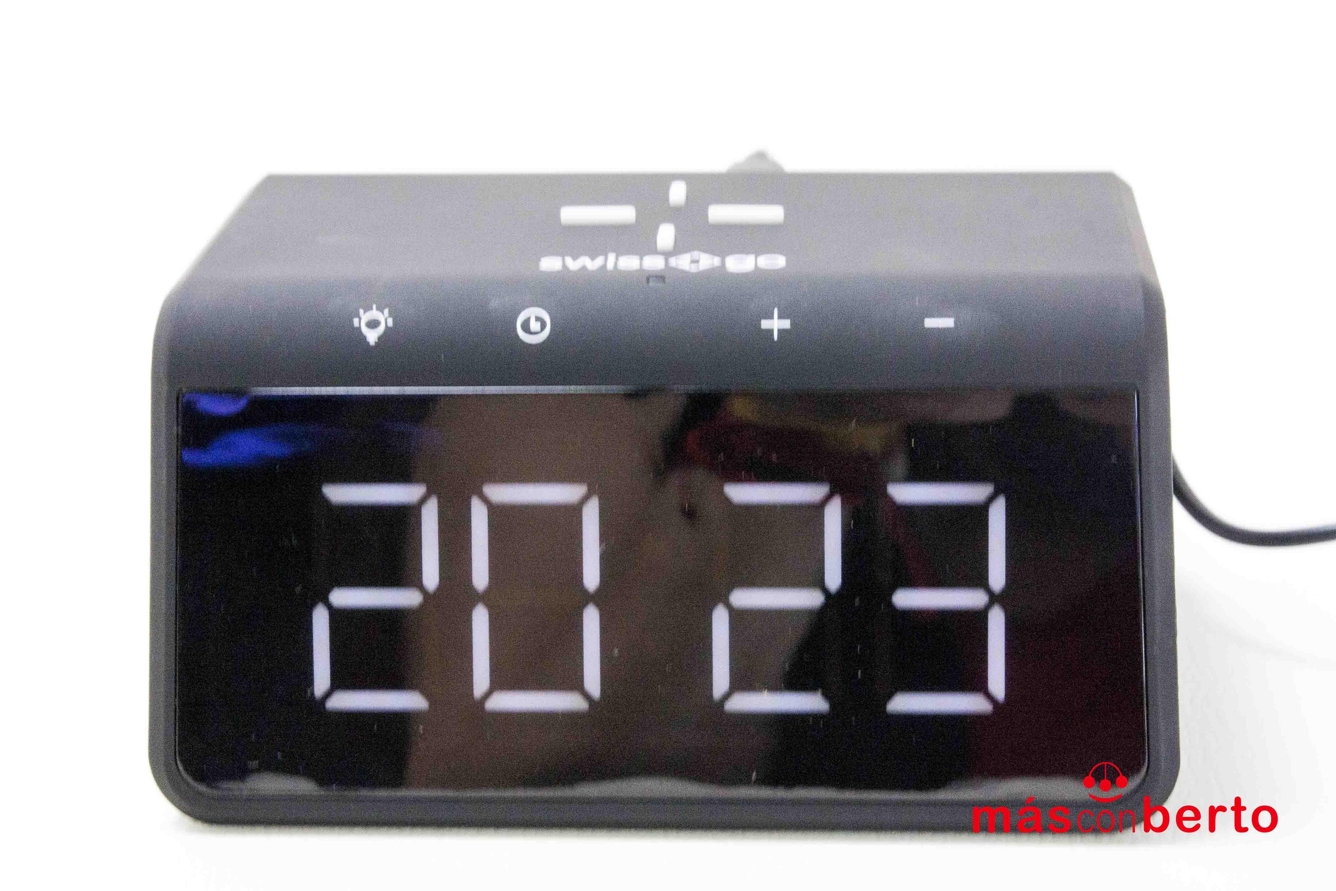 Reloj despertador/ carga...