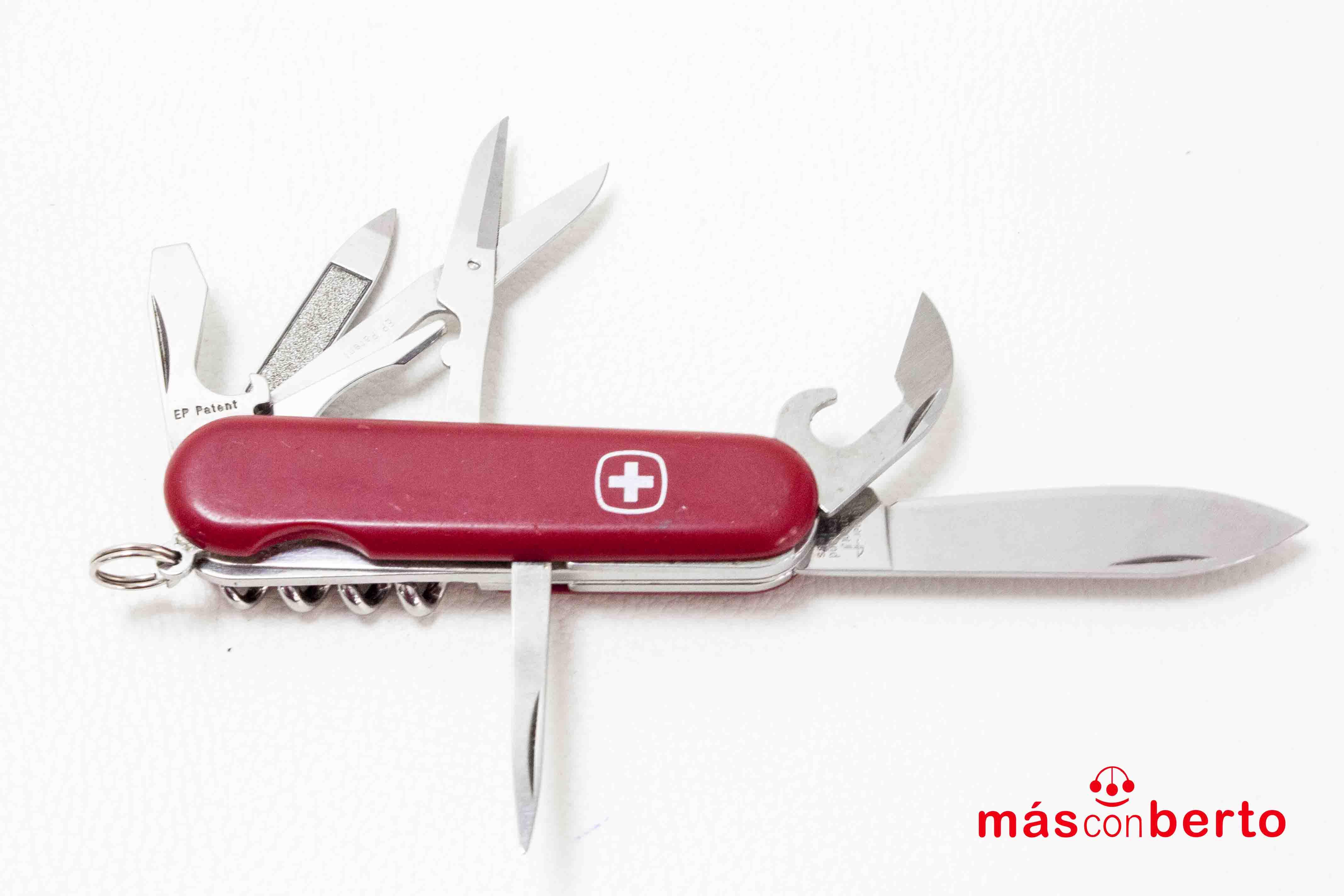 Navaja Suiza multifunción