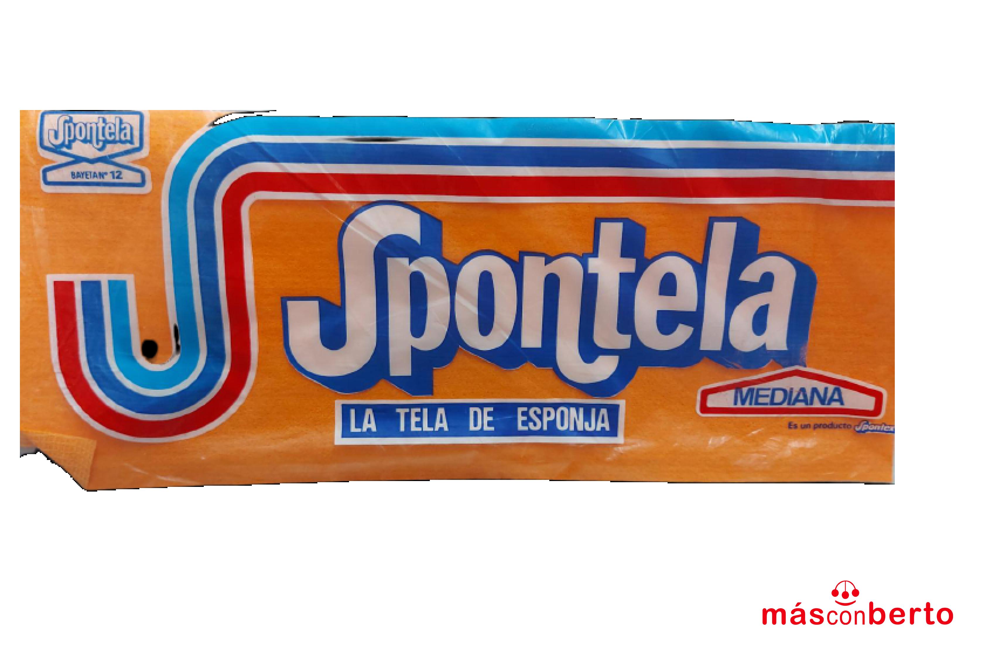 Bayeta Spontela Mediana