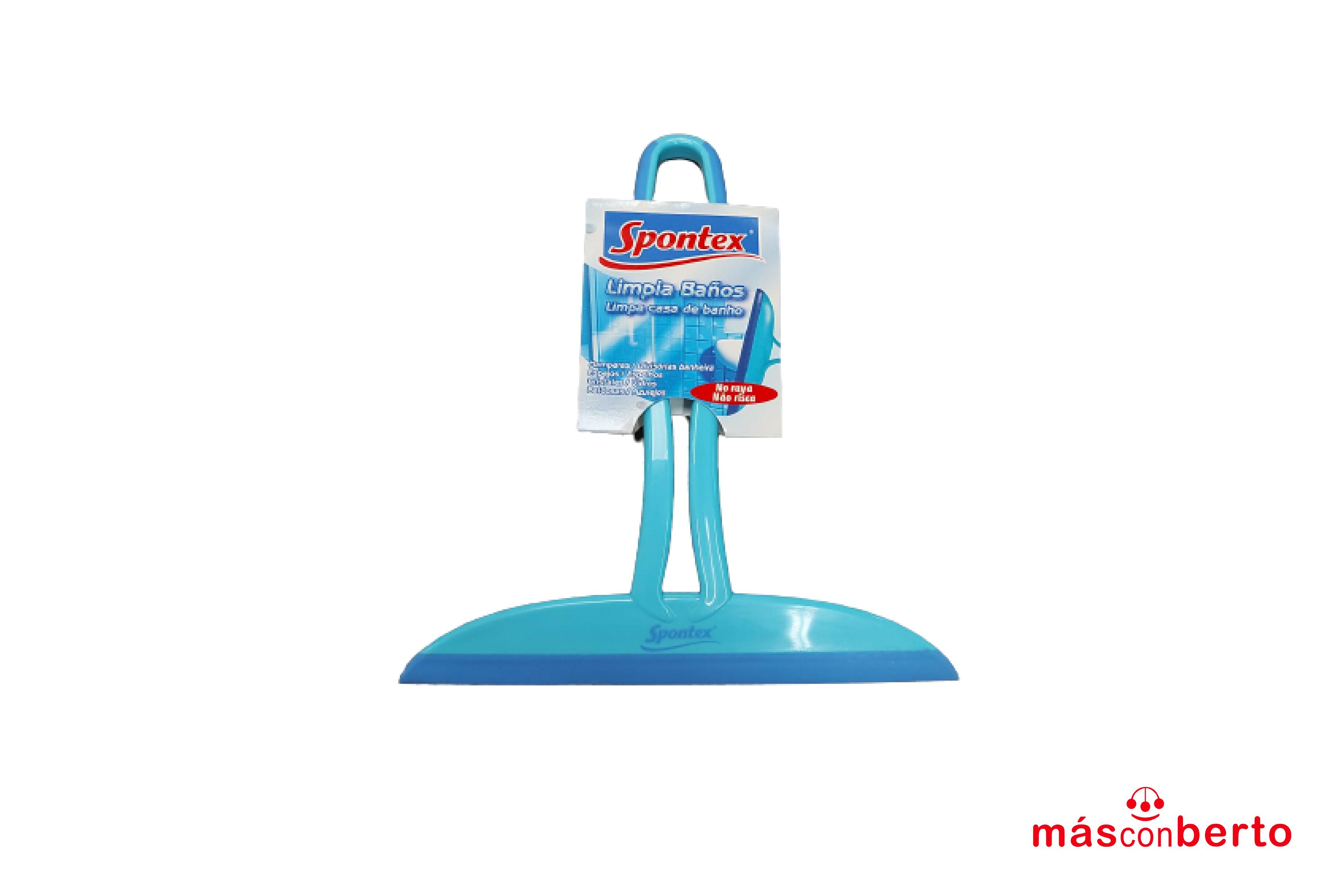 Limpia mamparas manual Spontex