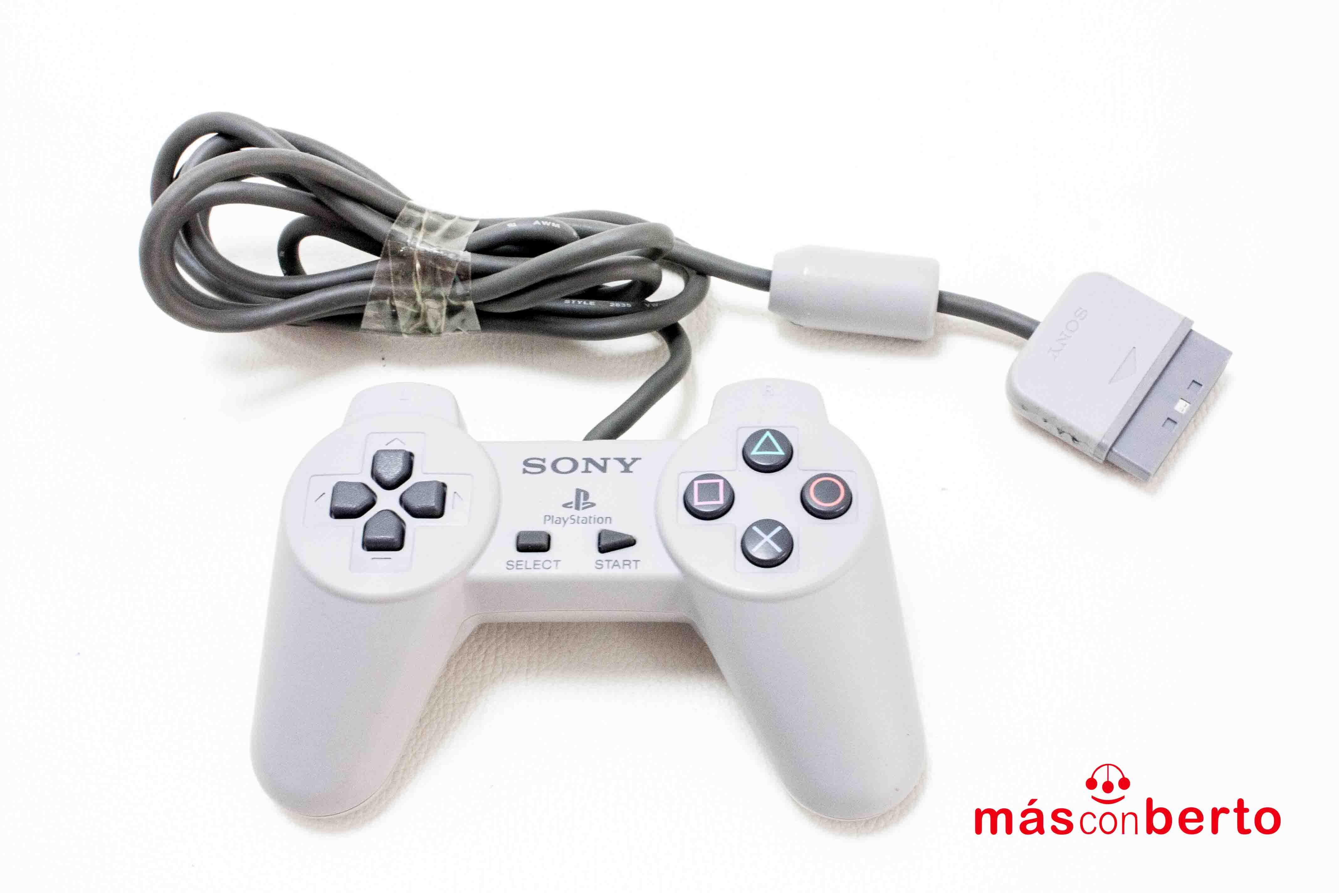 Mando PS1 Sony SCPH-1080 gris
