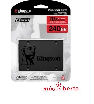 Disco Duro SSD 240 GB Kingston