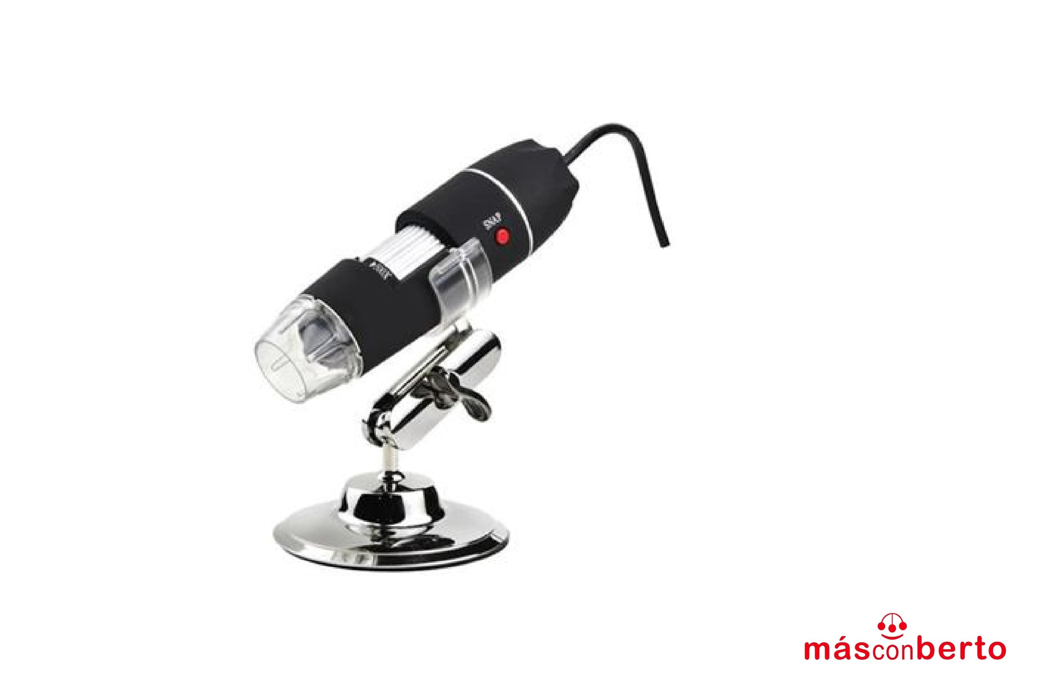 Microscopio digital USB 2.0...