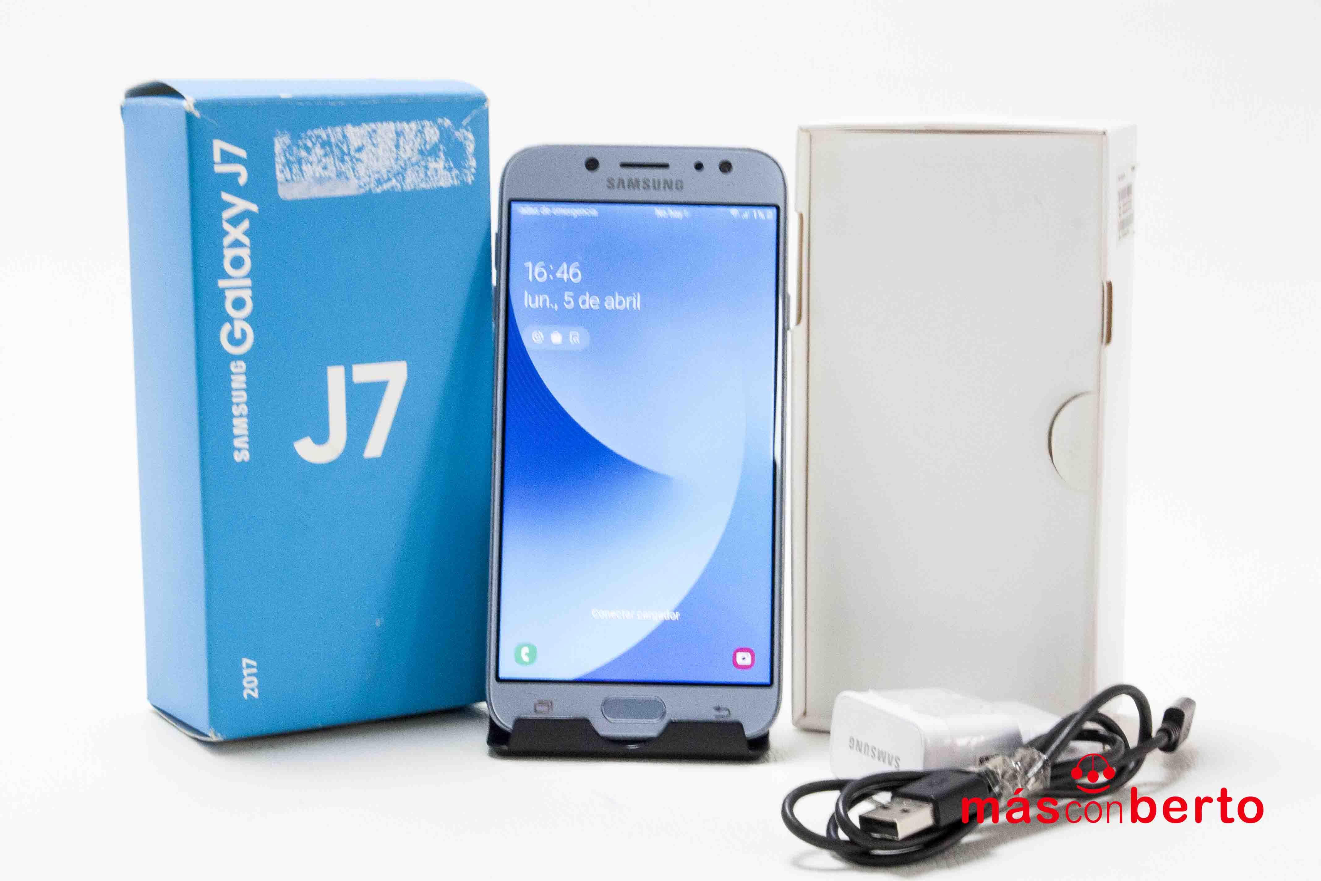 Móvil Samsung Galaxy J7...