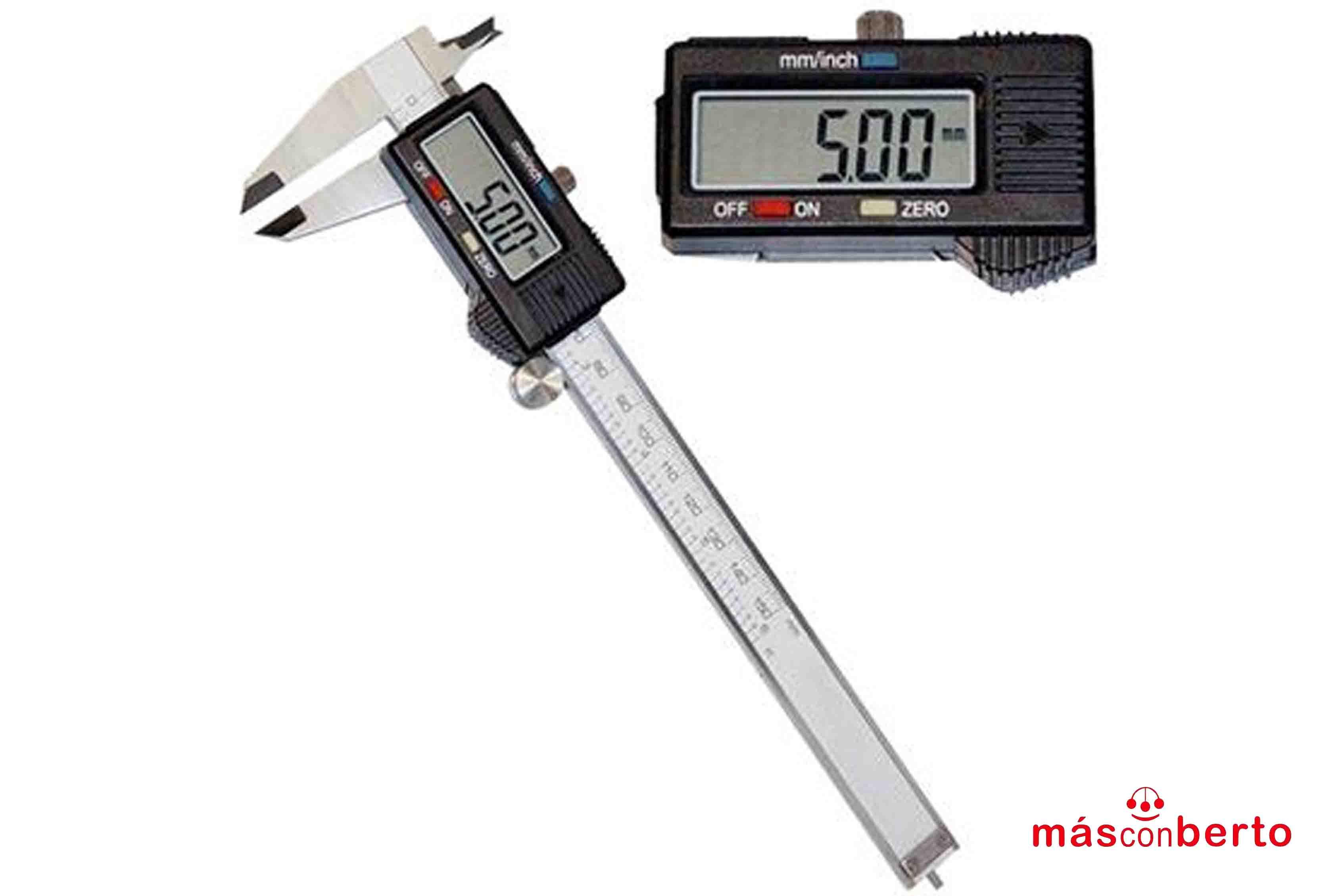 Calibrador Digital 150mm...