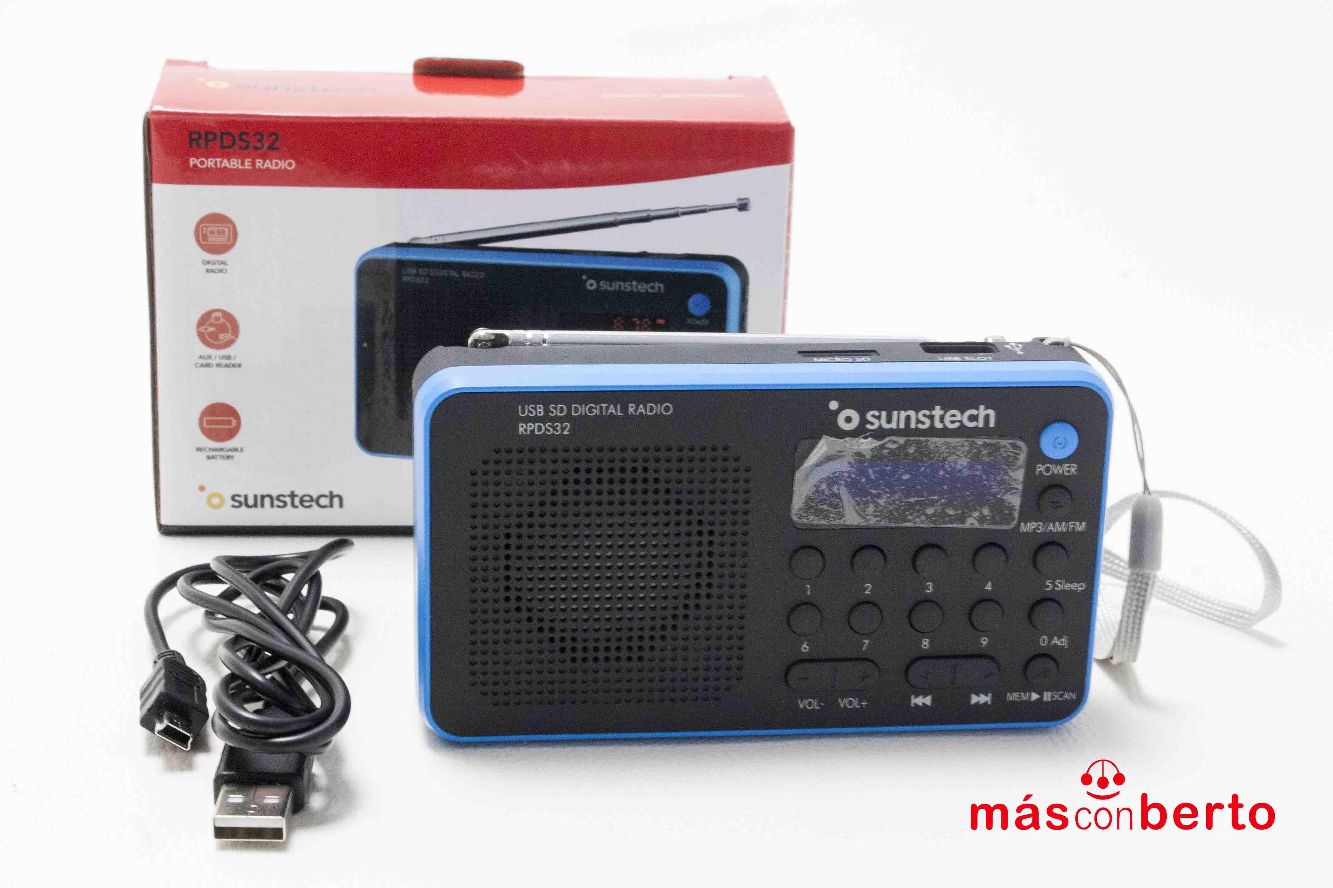 Radio Suntech  RPDS32