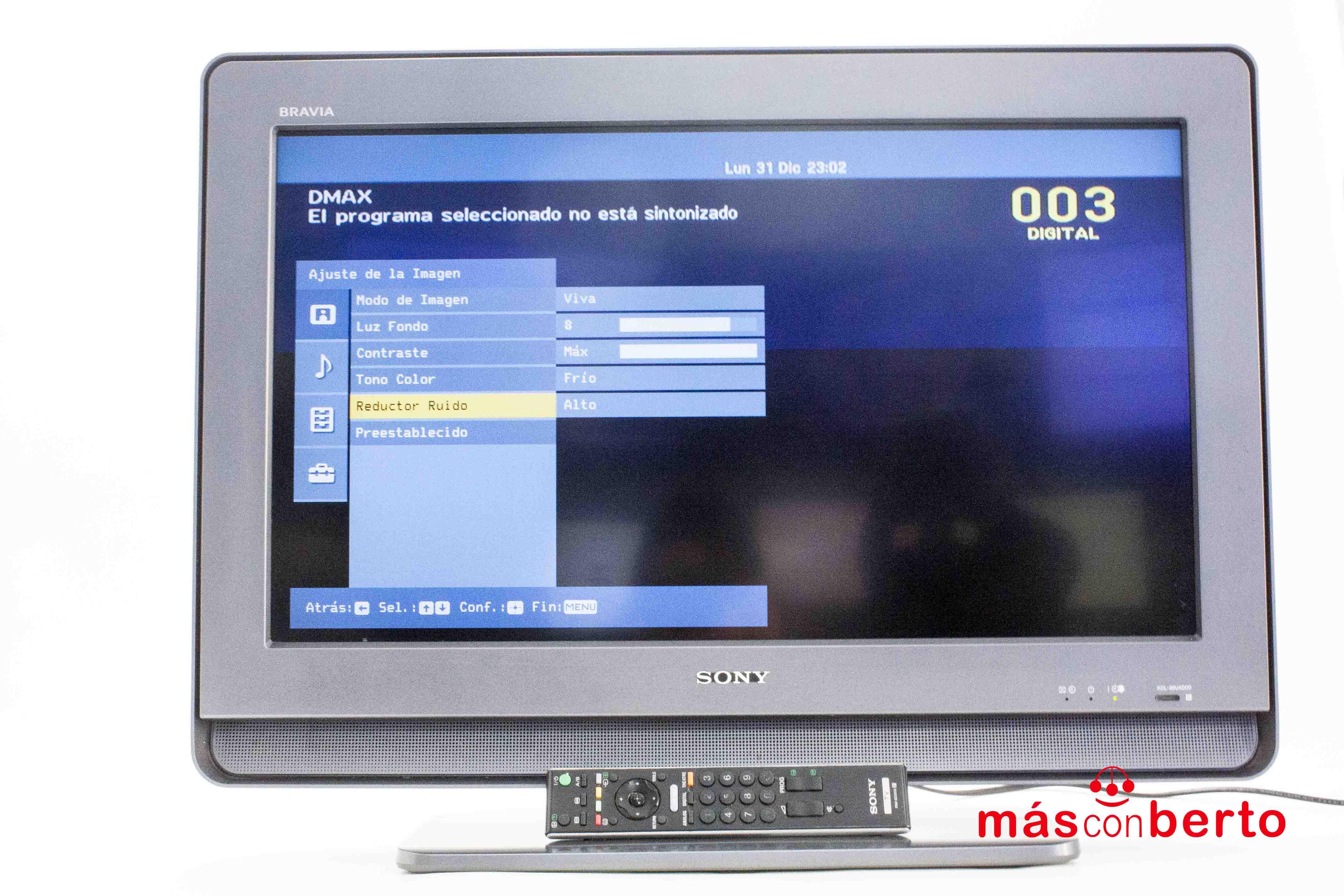 Televisor LCD Sony 26¨