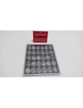 Colección medallas vírgenes