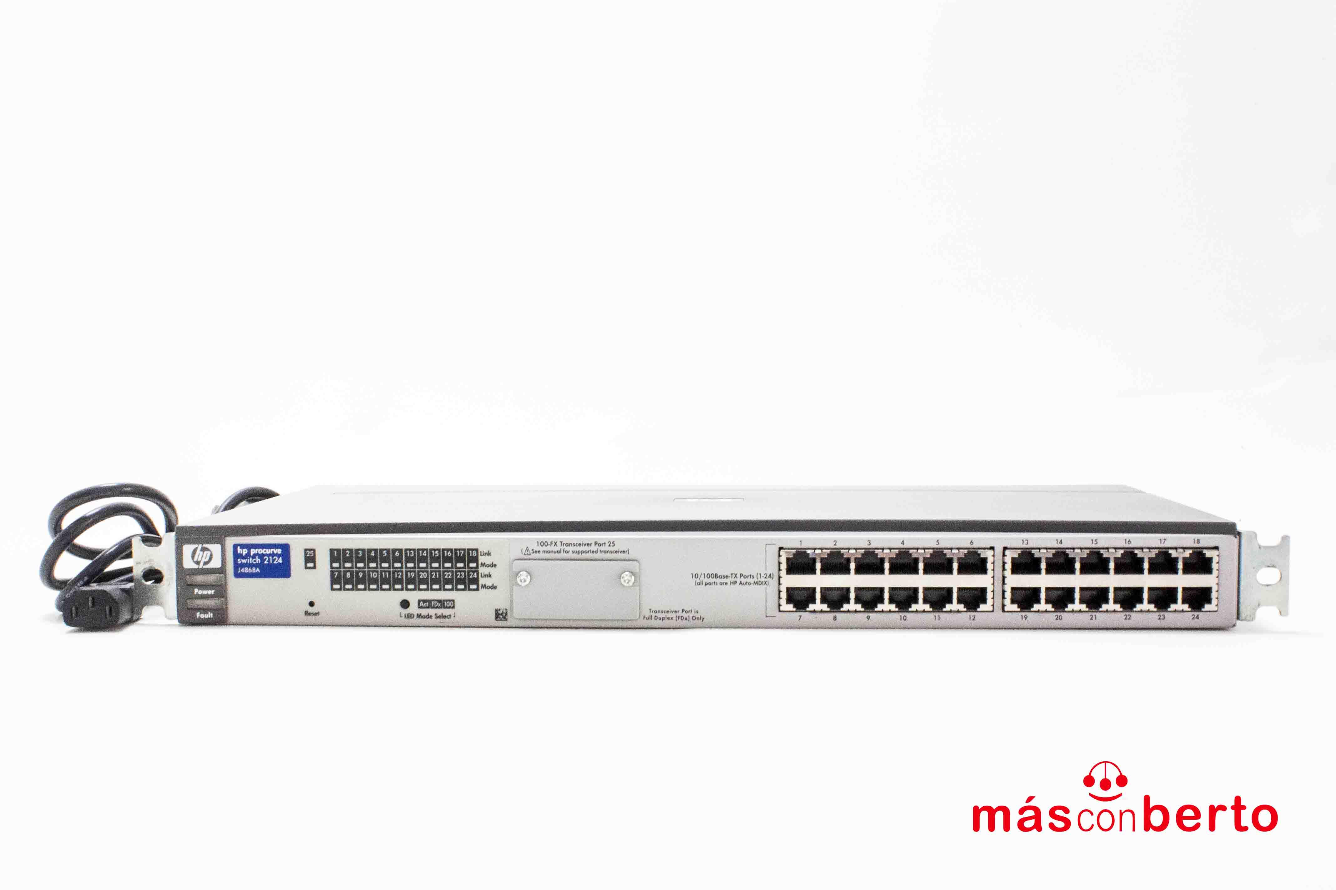 Switch HP 3902A472