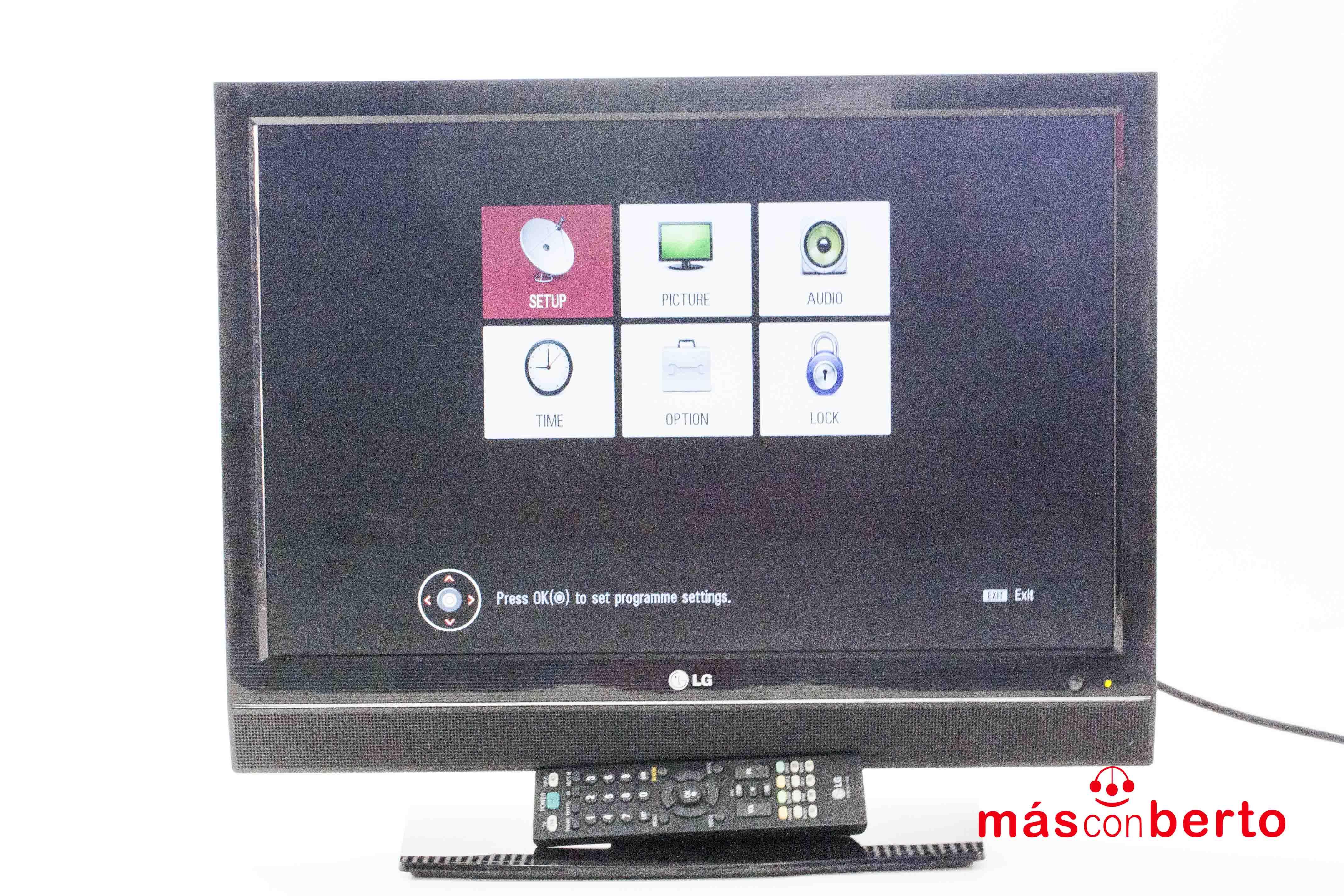 Televisión LG...